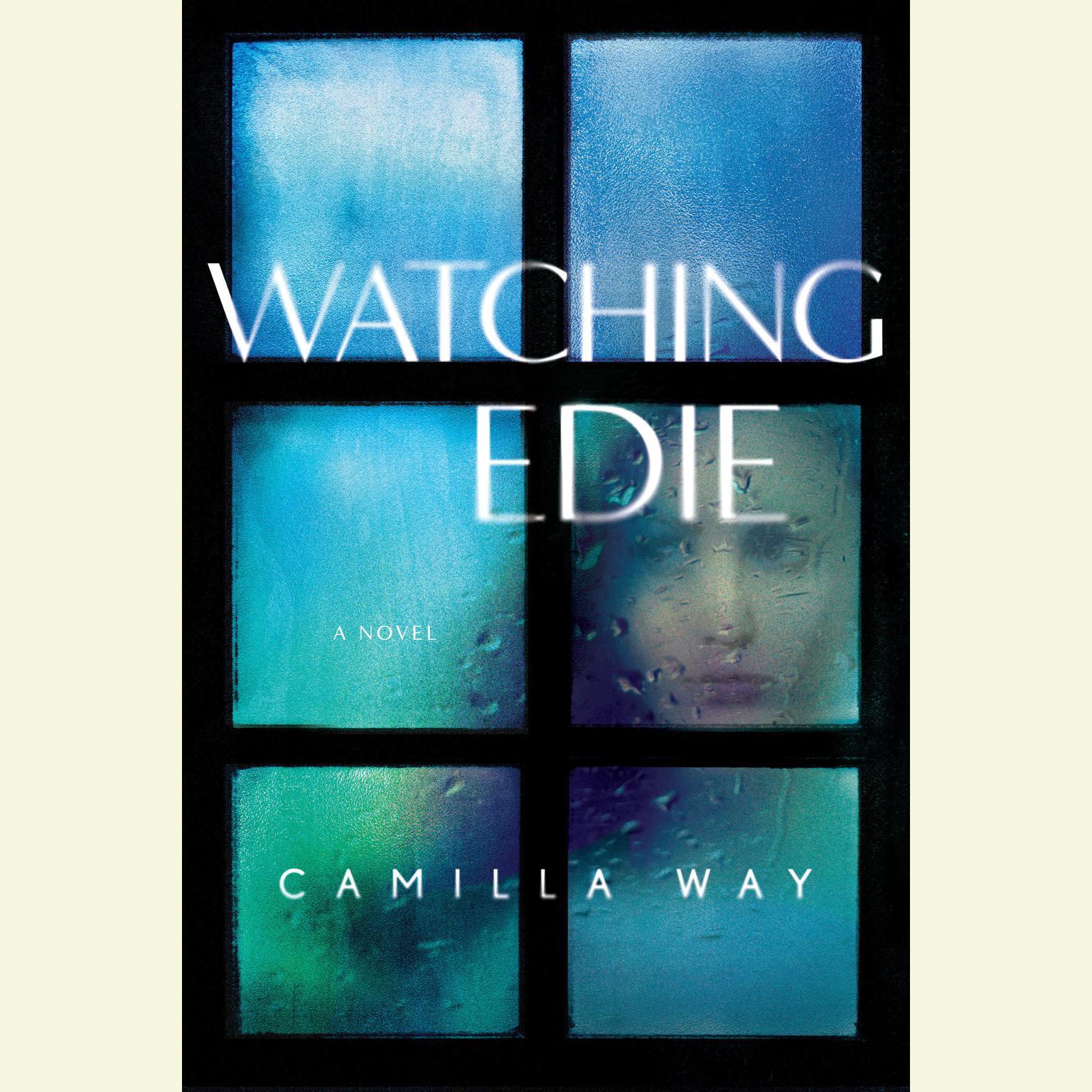 Printable Watching Edie Audiobook Cover Art