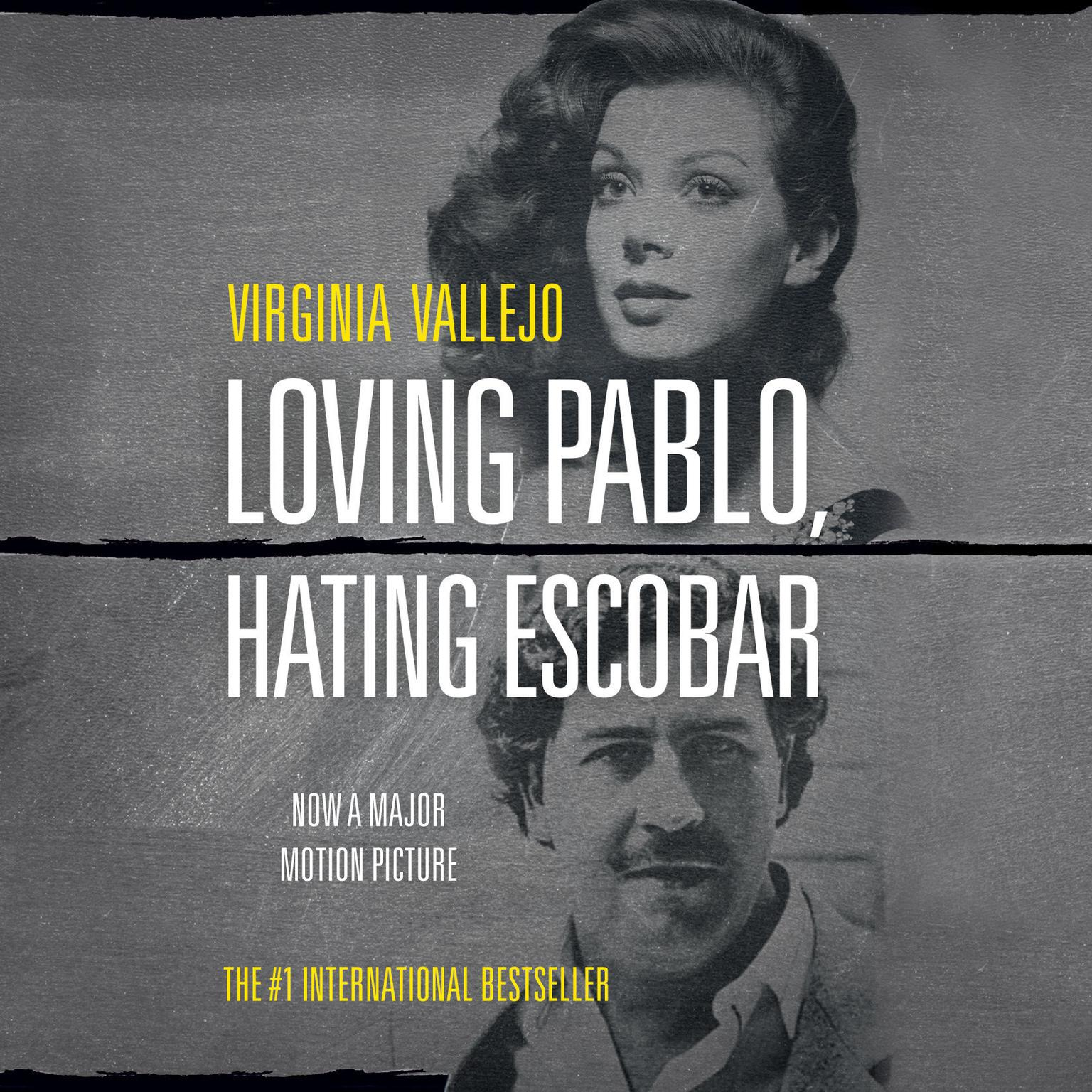 Printable Loving Pablo, Hating Escobar Audiobook Cover Art