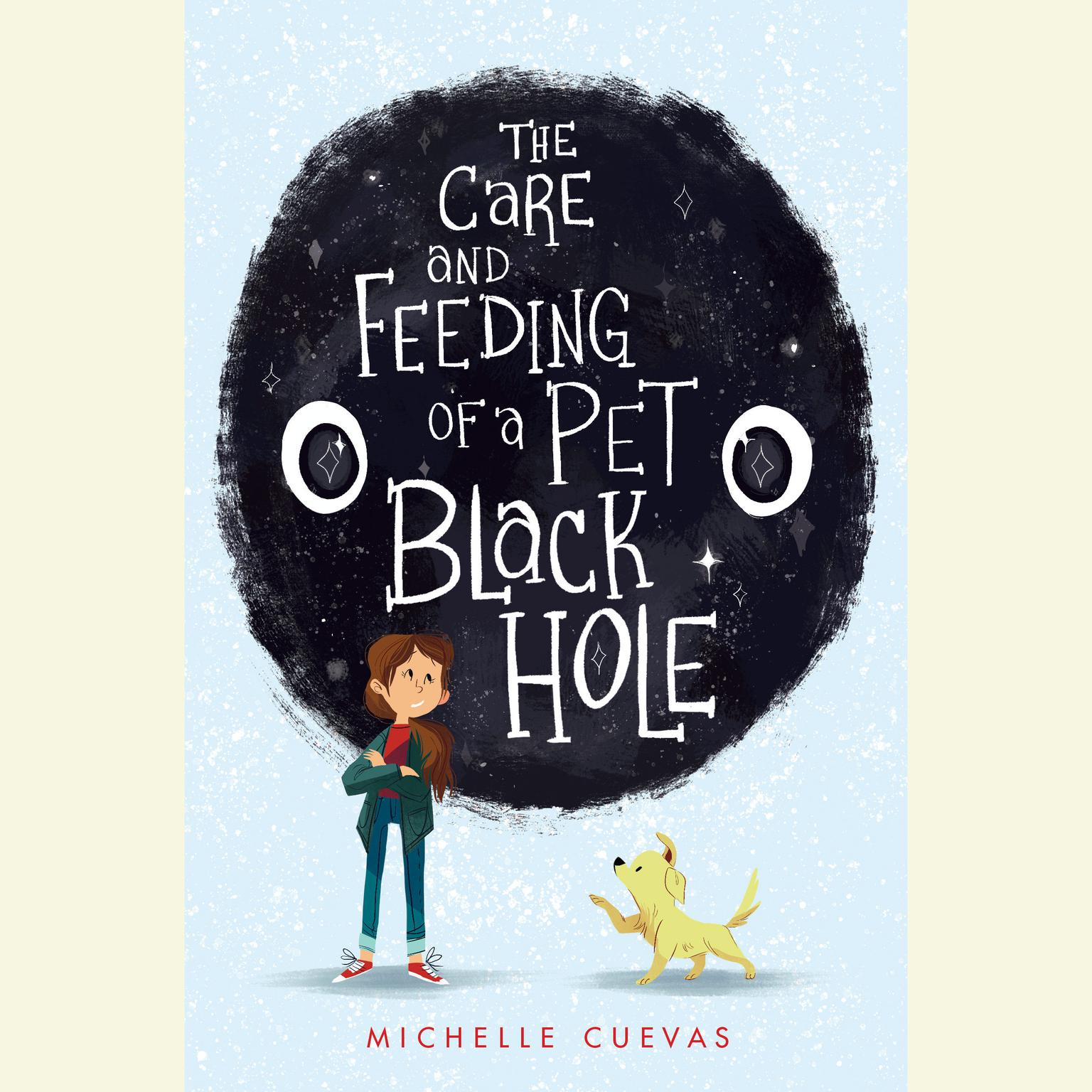 Printable The Care and Feeding of a Pet Black Hole Audiobook Cover Art