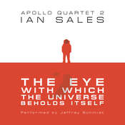 The Eye With Which The Universe Beholds Itself: Apollo Quartet Book 2 Audiobook, by Ian Sales