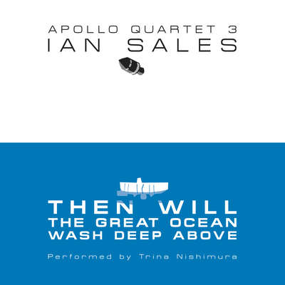 Then Will The Great Ocean Wash Deep Above: Apollo Quartet Book 3 Audiobook, by Ian Sales