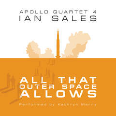 All That Outer Space Allows: Apollo Quartet Book 4 Audiobook, by Ian Sales