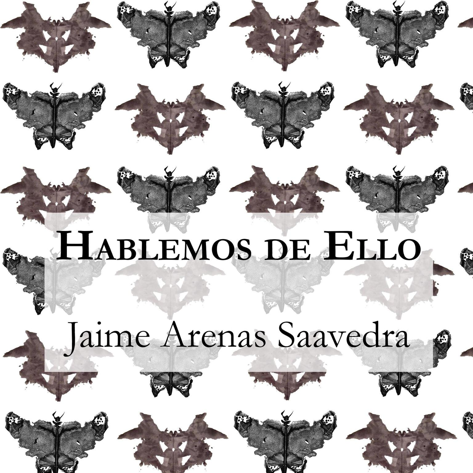 Printable Hablemos de Ello Audiobook Cover Art