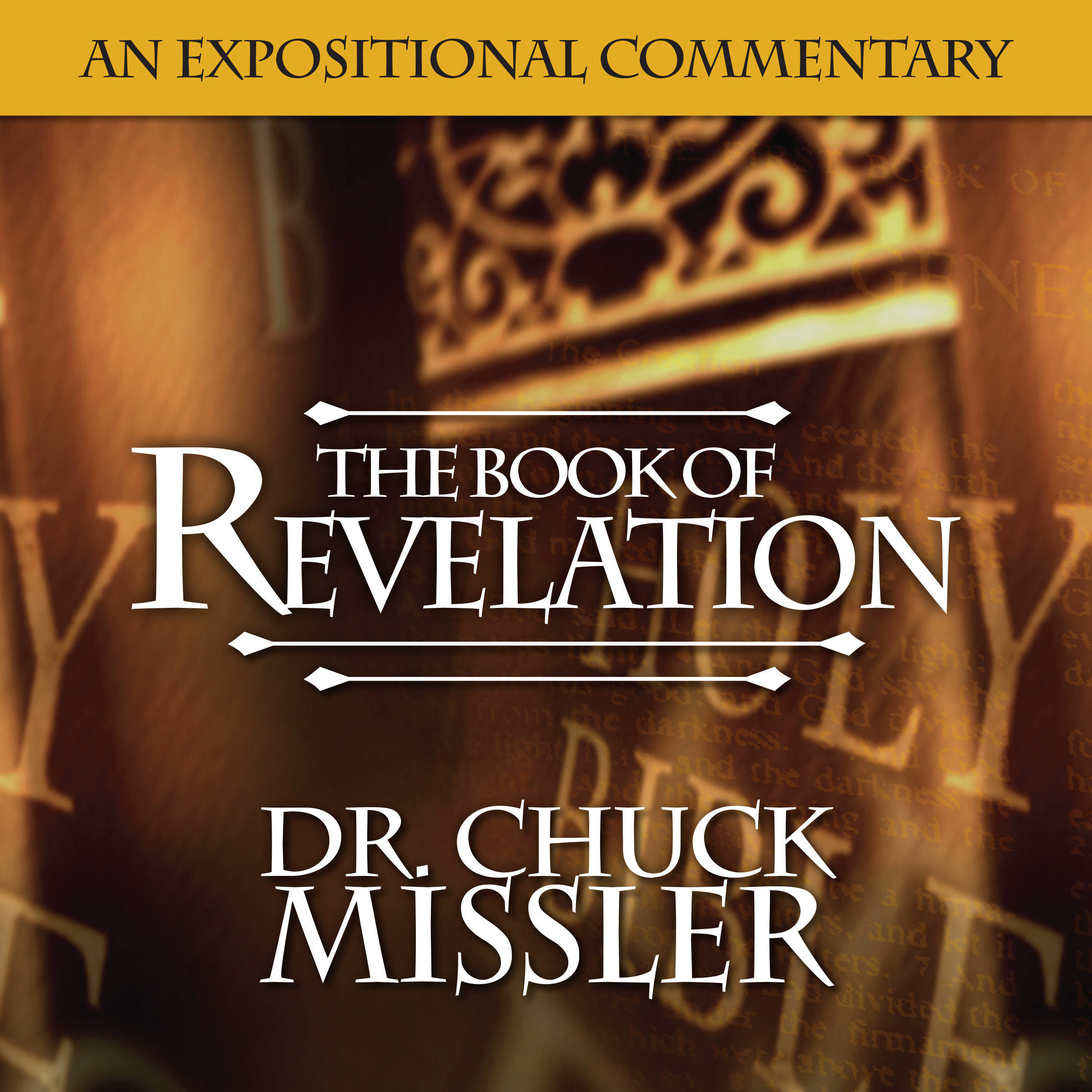 Printable The Book of Revelation: Volume 1 Audiobook Cover Art