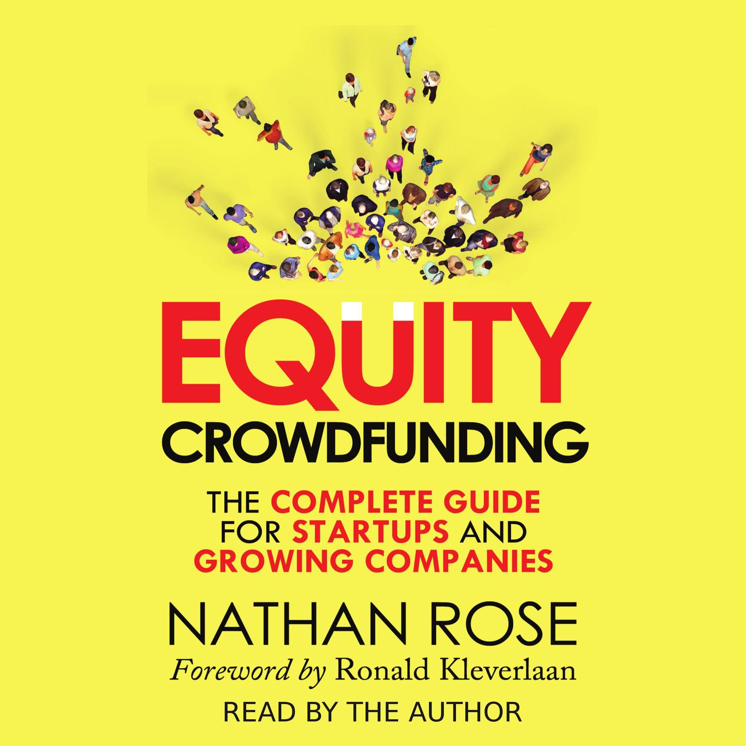 Printable Equity Crowdfunding: The Complete Guide For Startups And Growing Companies: The Complete Guide For Startups And Growing Companies Audiobook Cover Art