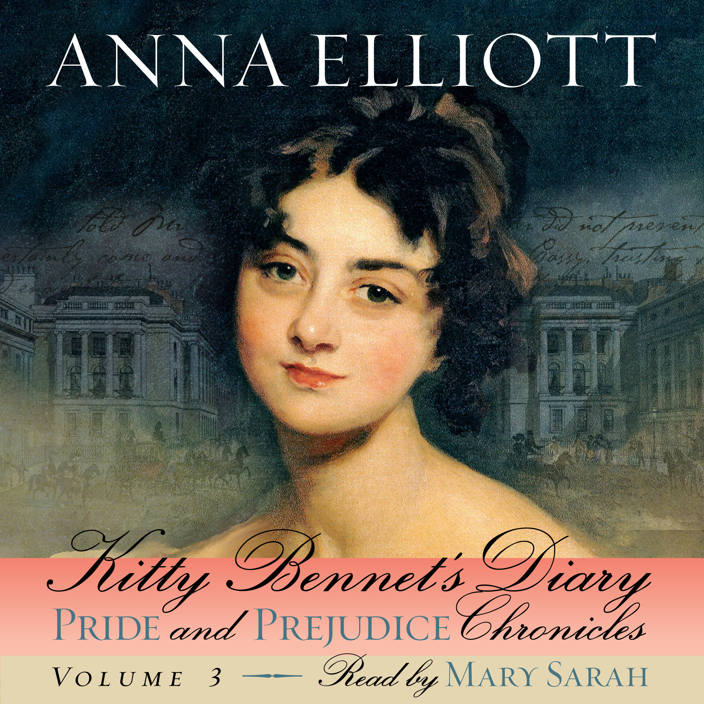 Printable Kitty Bennet's Diary: Pride and Prejudice Chronicles, Book 3 Audiobook Cover Art