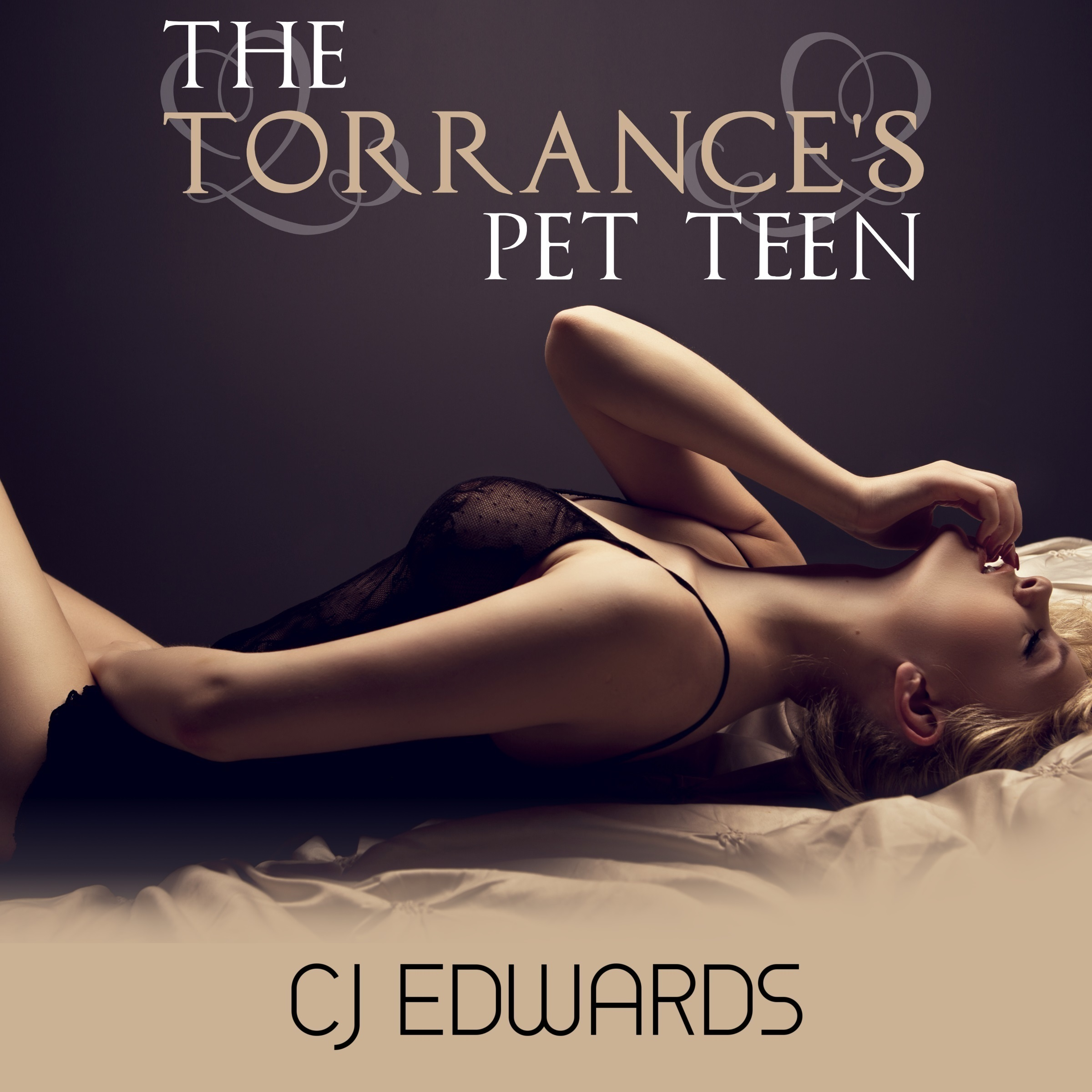 Printable The Torrance's Pet Teen Audiobook Cover Art