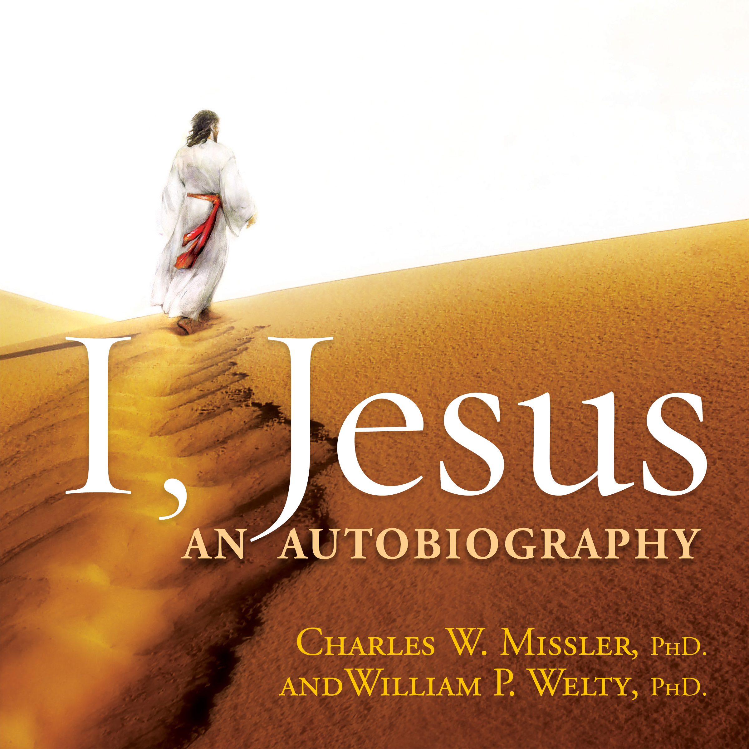 Printable I, Jesus: An Autobiography: An Autobiography Audiobook Cover Art