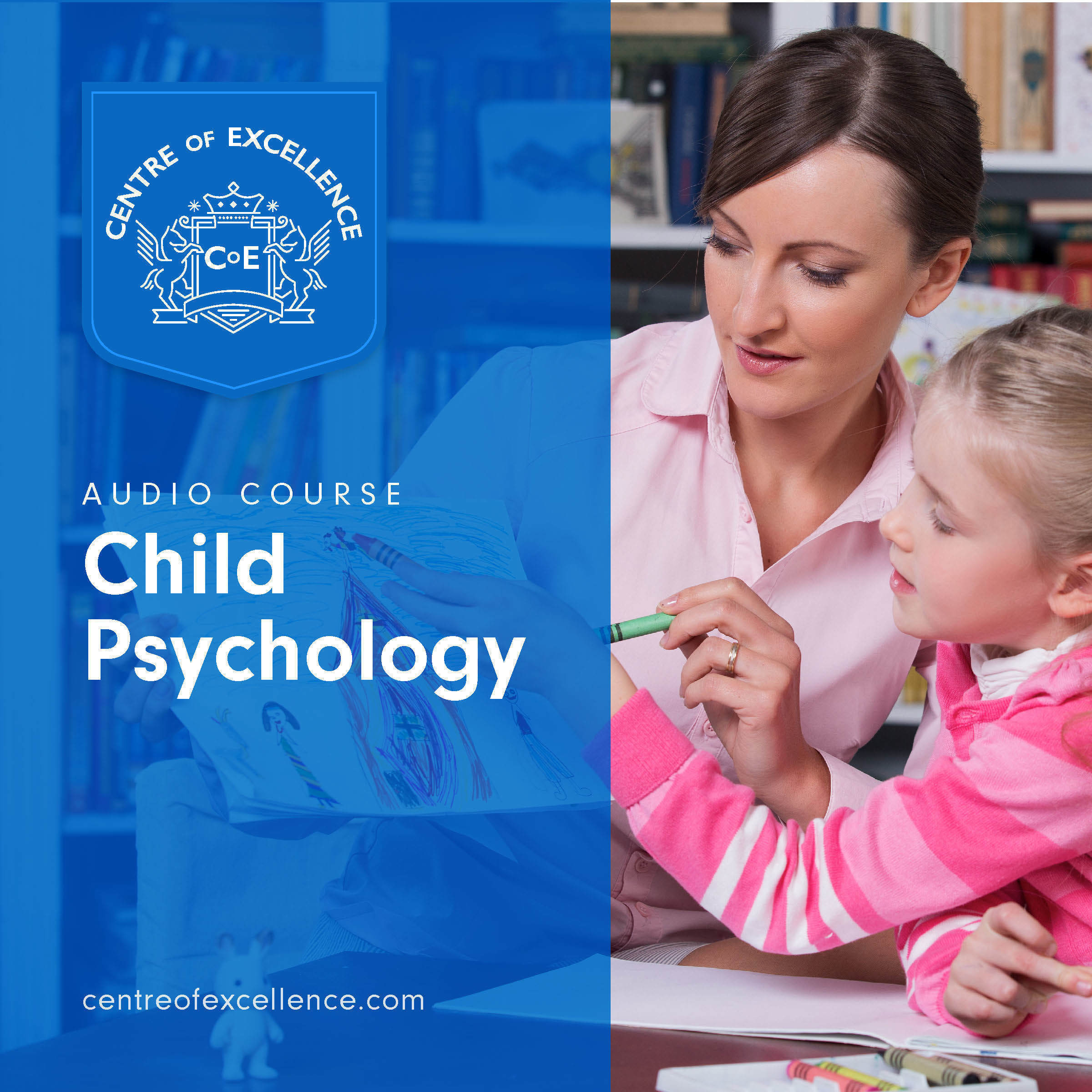 Printable Child Psychology  Audiobook Cover Art