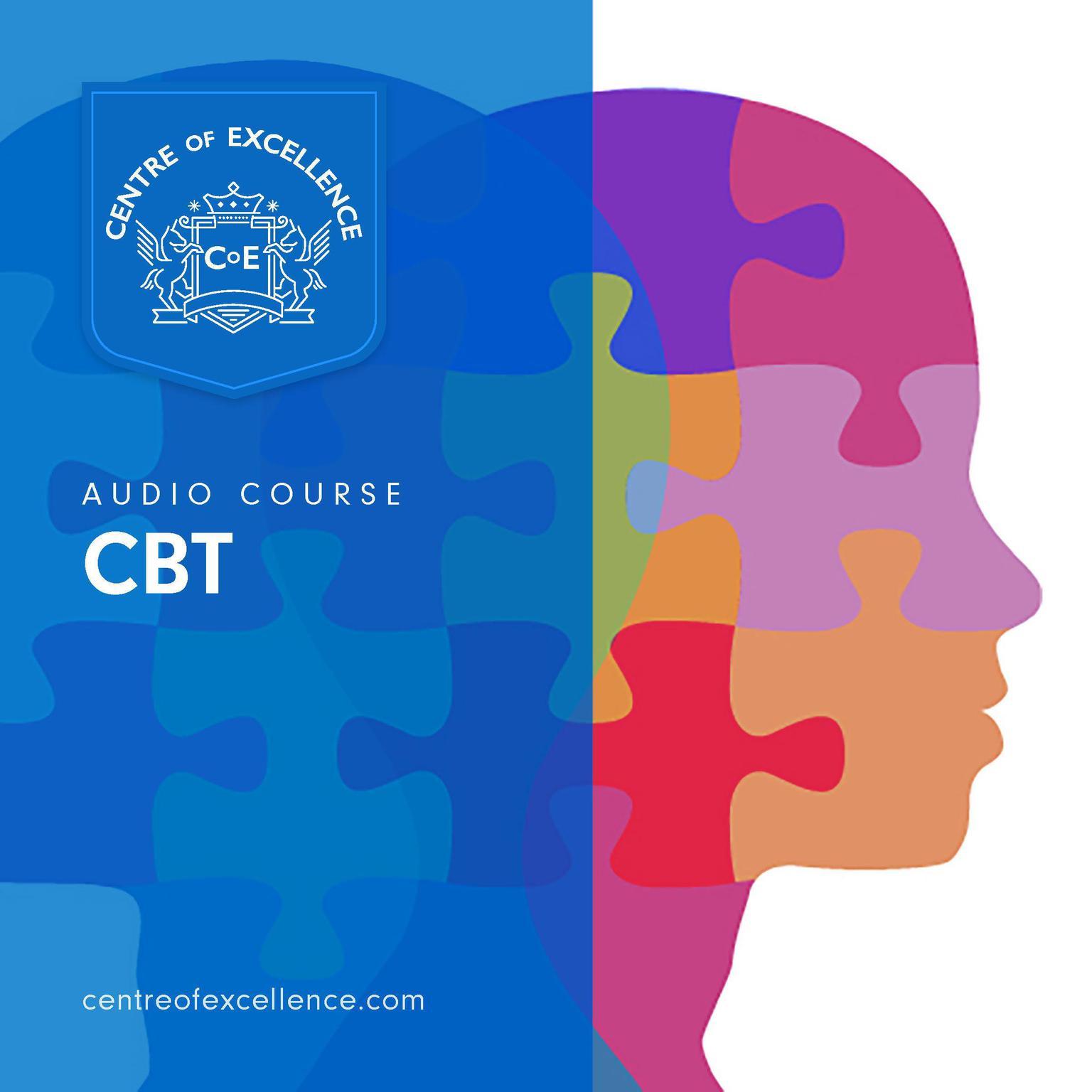 Printable CBT Audio Course Audiobook Cover Art