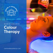 Colour Therapy Audiobook, by Centre of Excellence