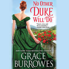 No Other Duke Will Do Audiobook, by Grace Burrowes