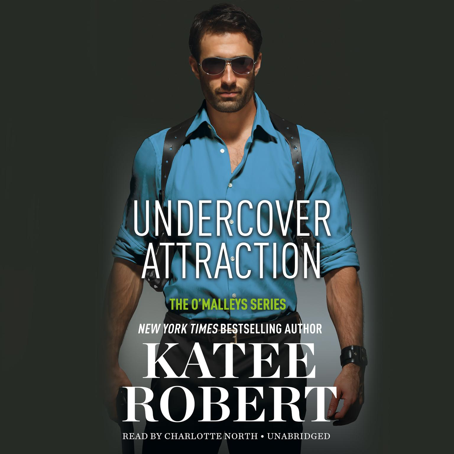 Printable Undercover Attraction Audiobook Cover Art