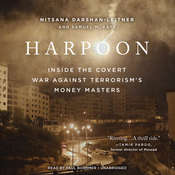 Harpoon: Inside the Covert War Against Terrorisms Money Masters Audiobook, by Nitsana Darshan-Leitner, Samuel M. Katz