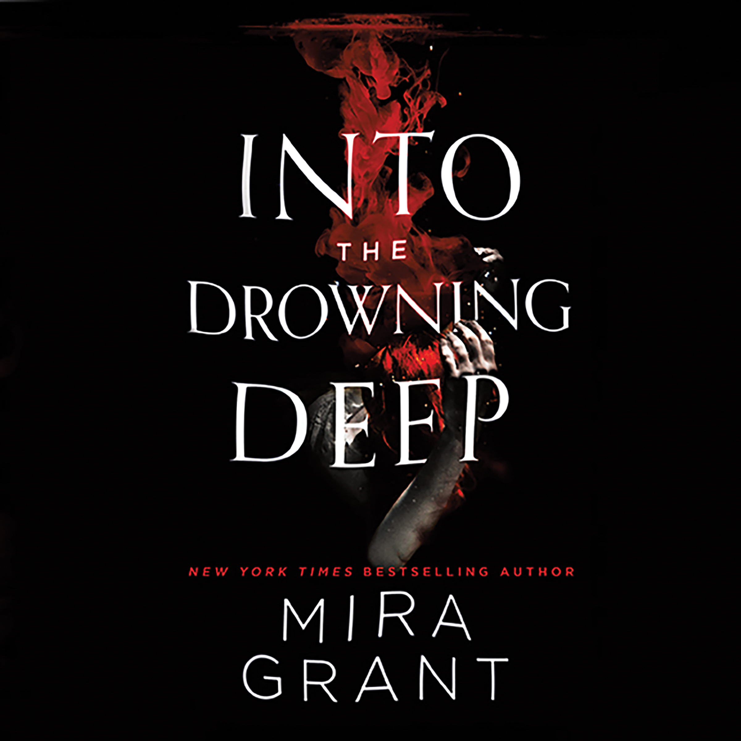 Printable Into the Drowning Deep Audiobook Cover Art