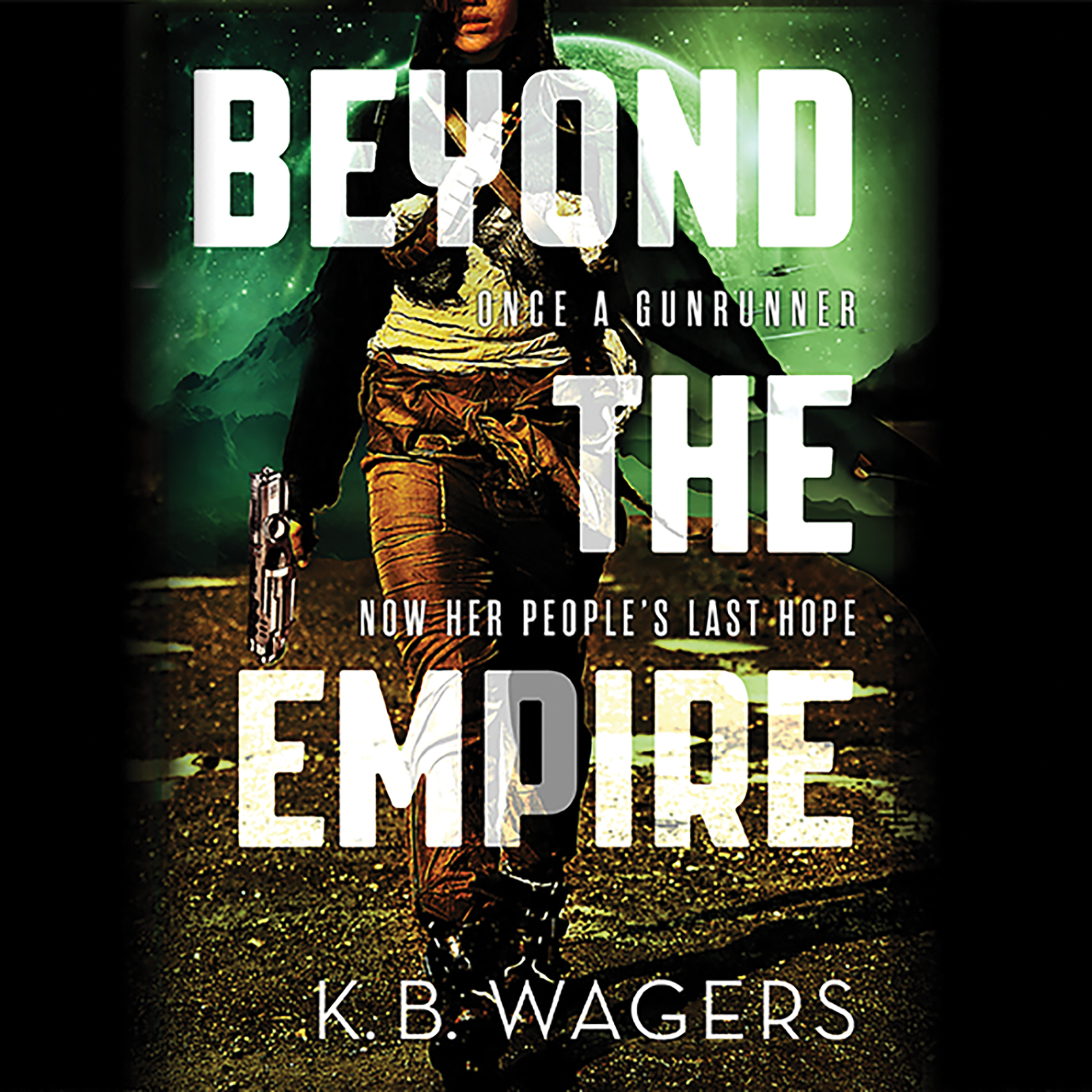 Printable Beyond the Empire Audiobook Cover Art