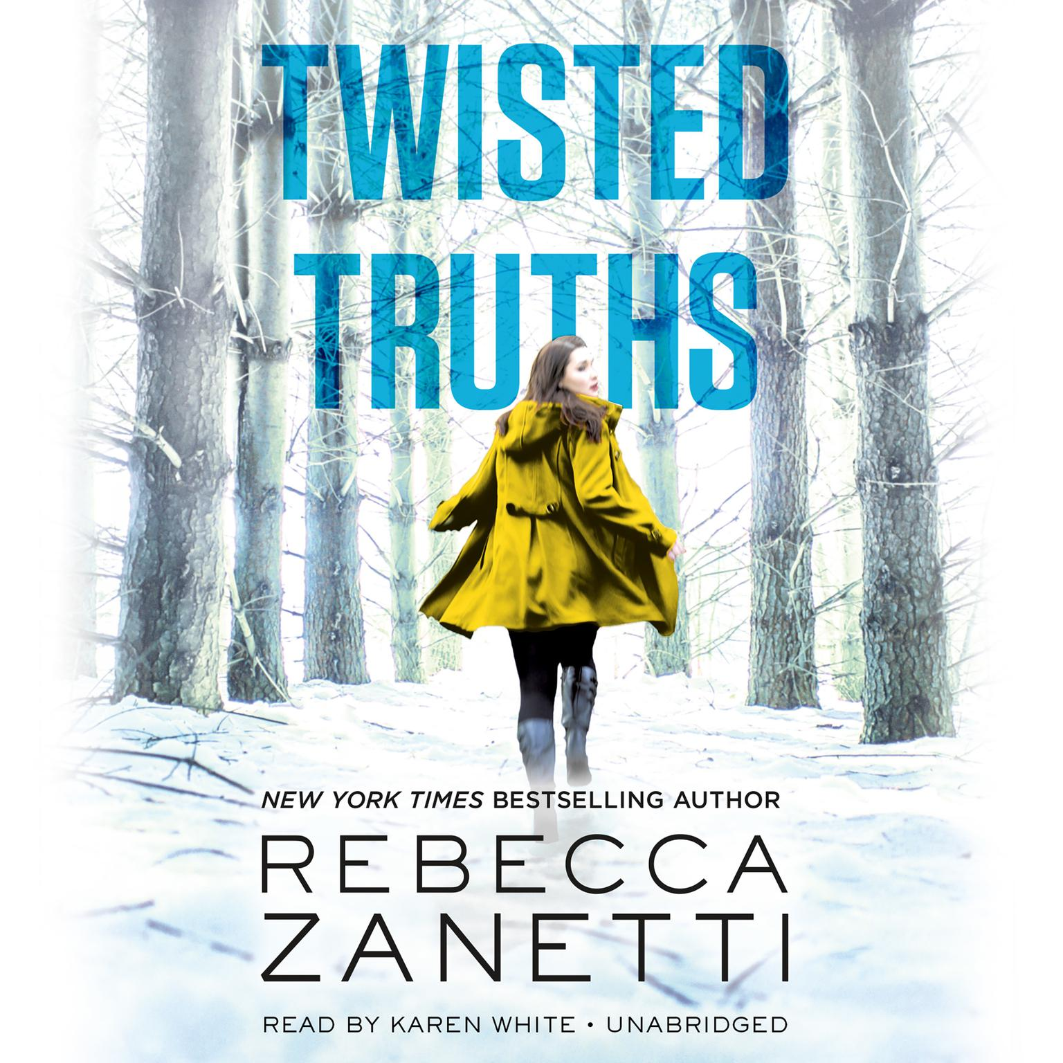 Printable Twisted Truths Audiobook Cover Art