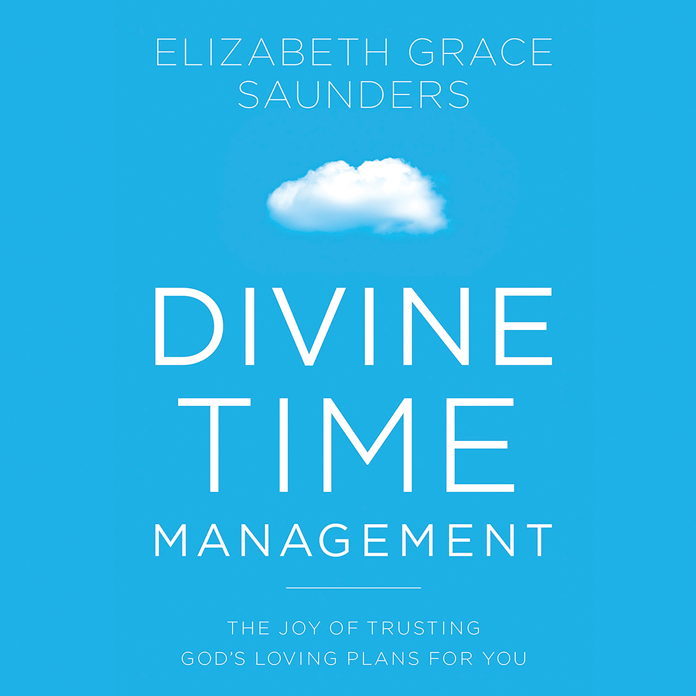 Printable Divine Time Management: The Joy of Trusting God's Loving Plans for You Audiobook Cover Art