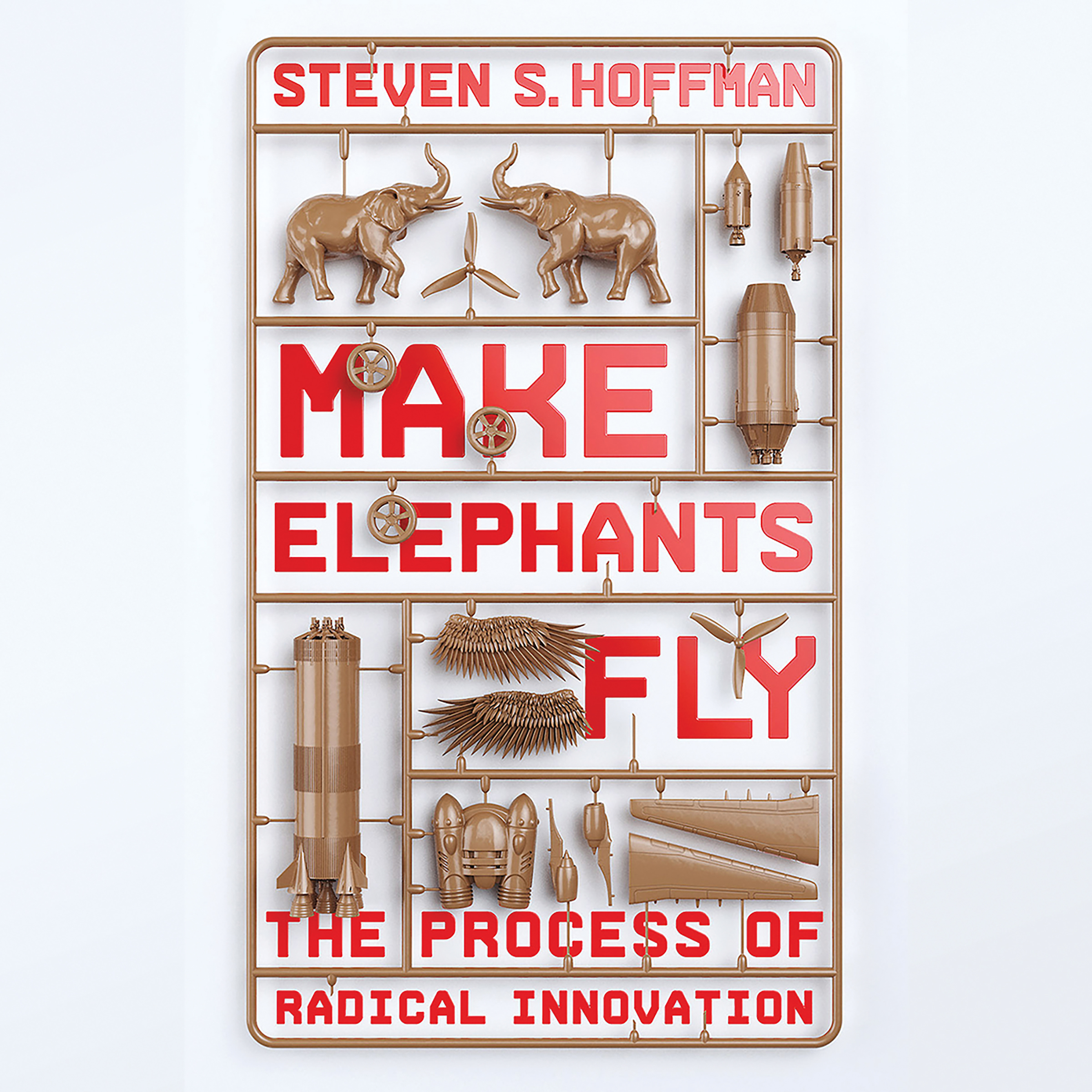 Printable Make Elephants Fly: The Process of Radical Innovation Audiobook Cover Art