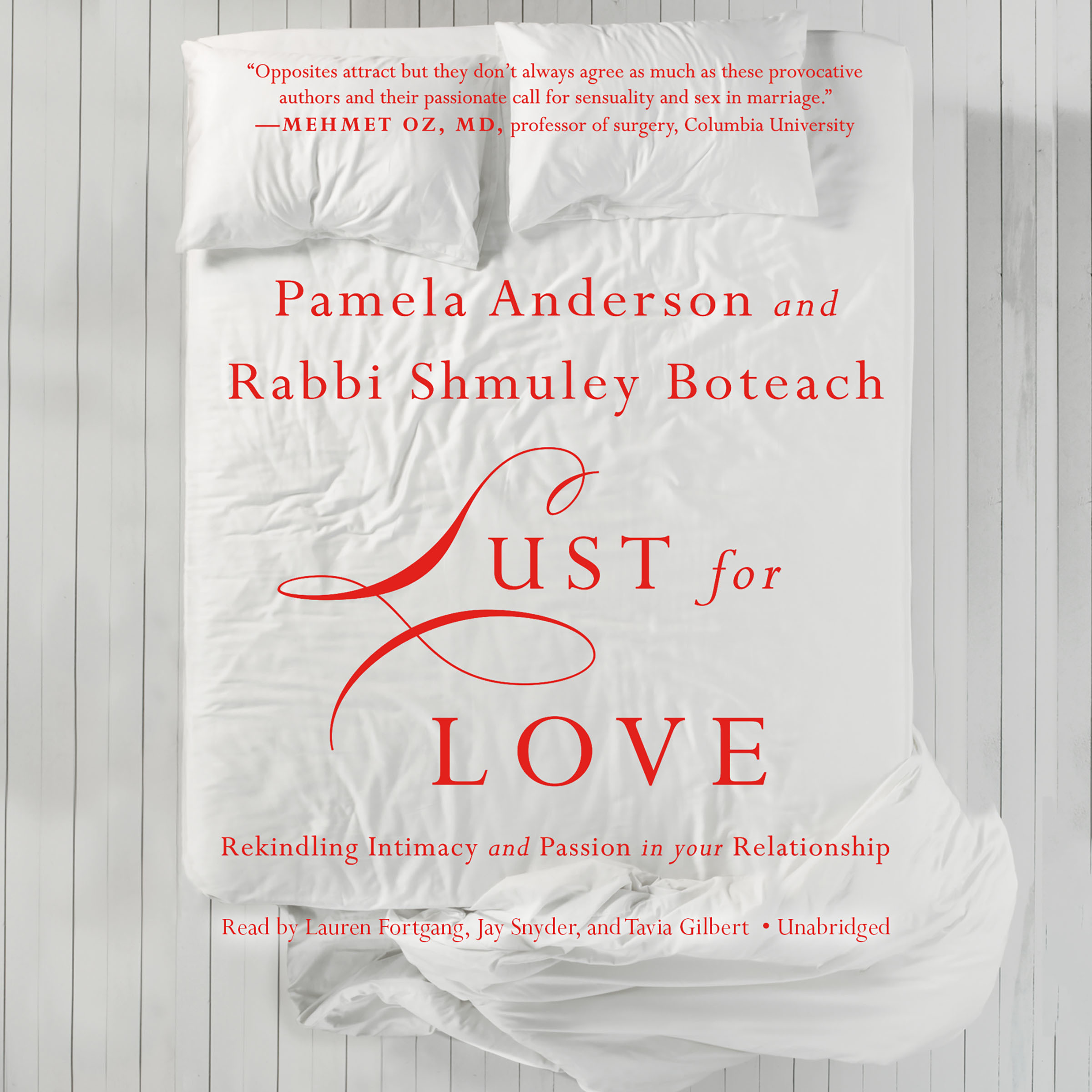 Printable Lust for Love: Rekindling Intimacy and Passion in Your Relationship Audiobook Cover Art
