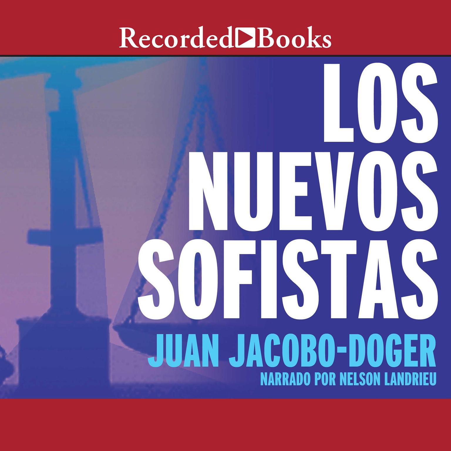 Printable Los Nuevos Sofistas Audiobook Cover Art