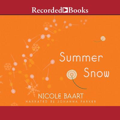 Summer Snow Audiobook, by Nicole Baart
