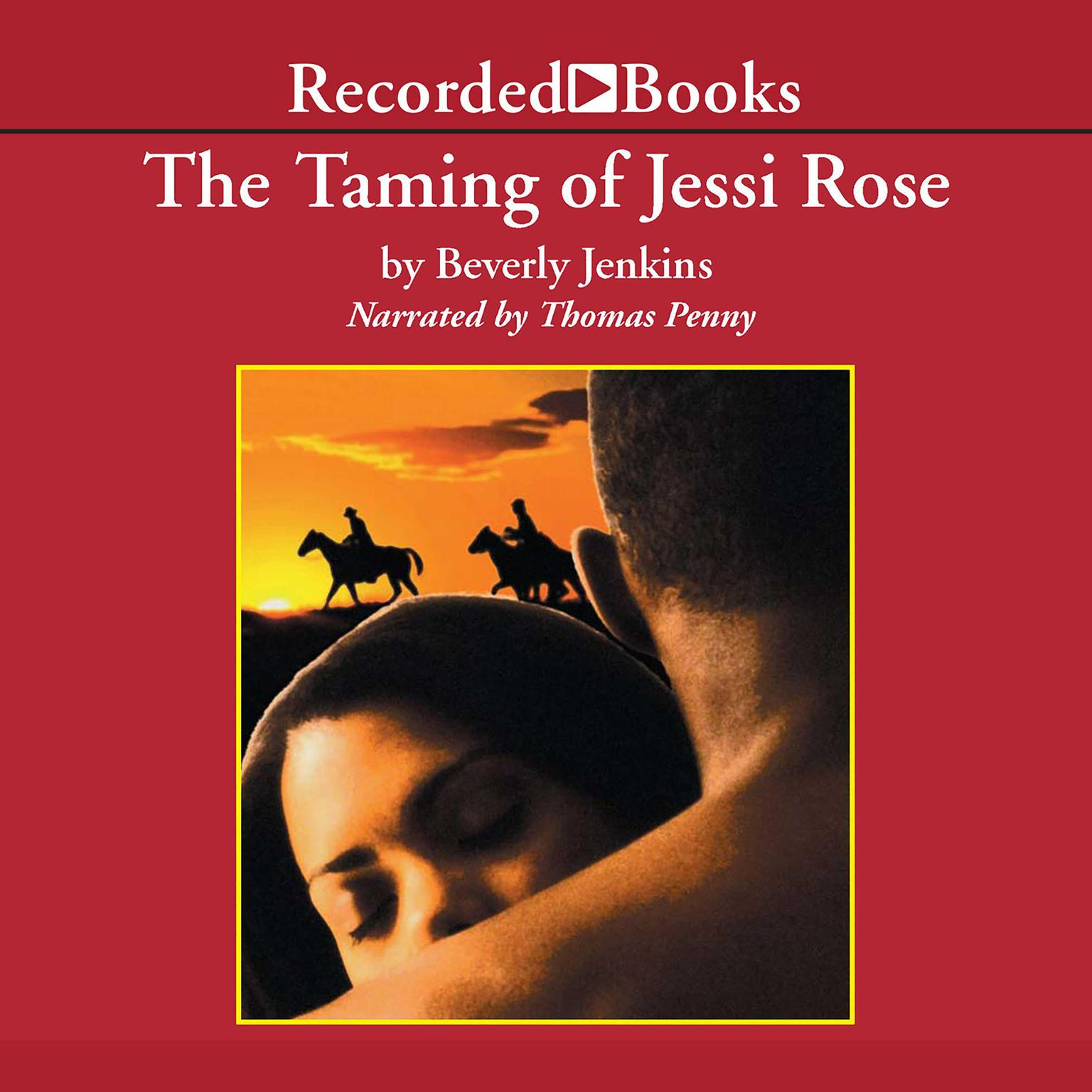 Printable The Taming of Jessi Rose Audiobook Cover Art