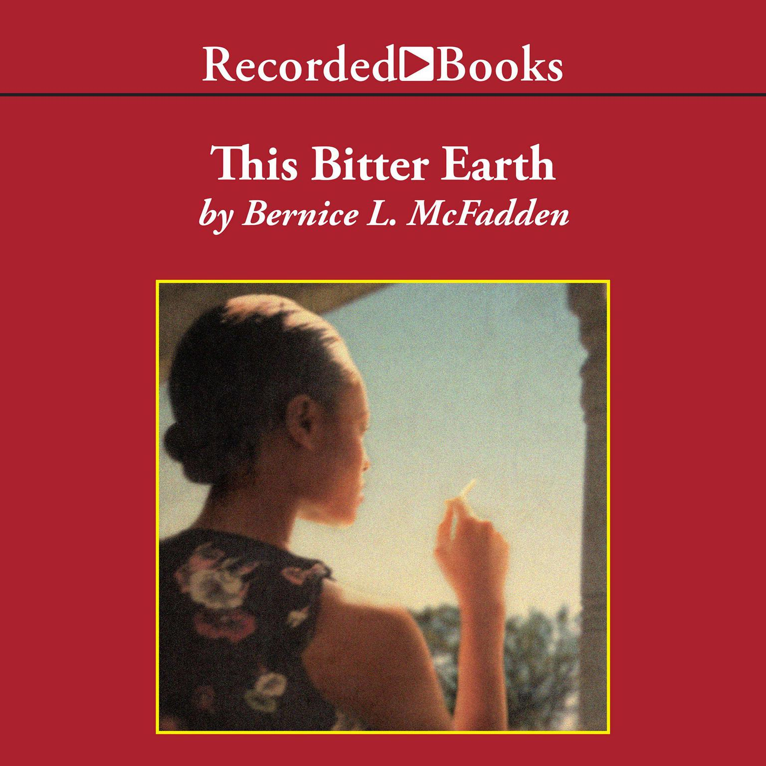 Printable This Bitter Earth Audiobook Cover Art