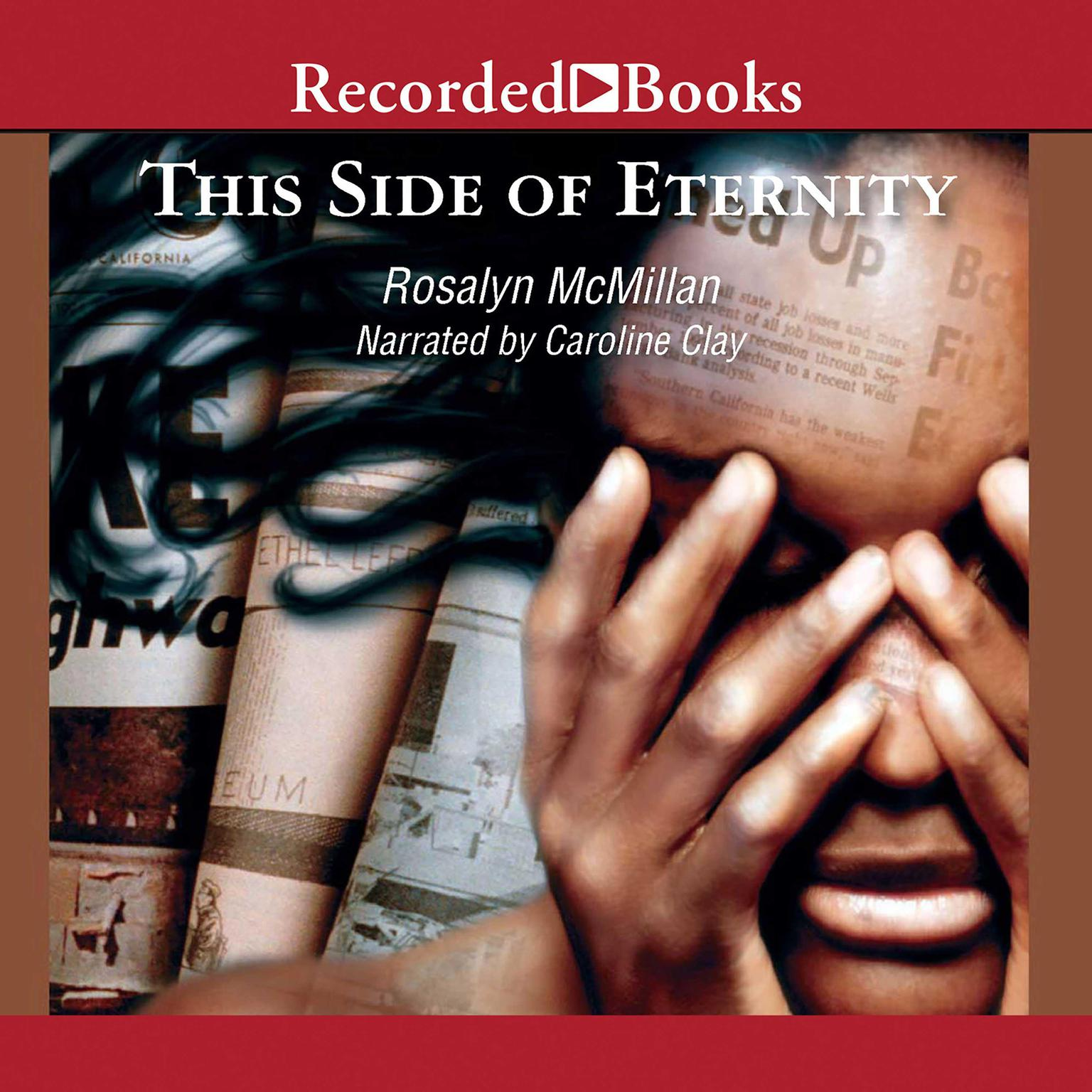 Printable This Side of Eternity Audiobook Cover Art