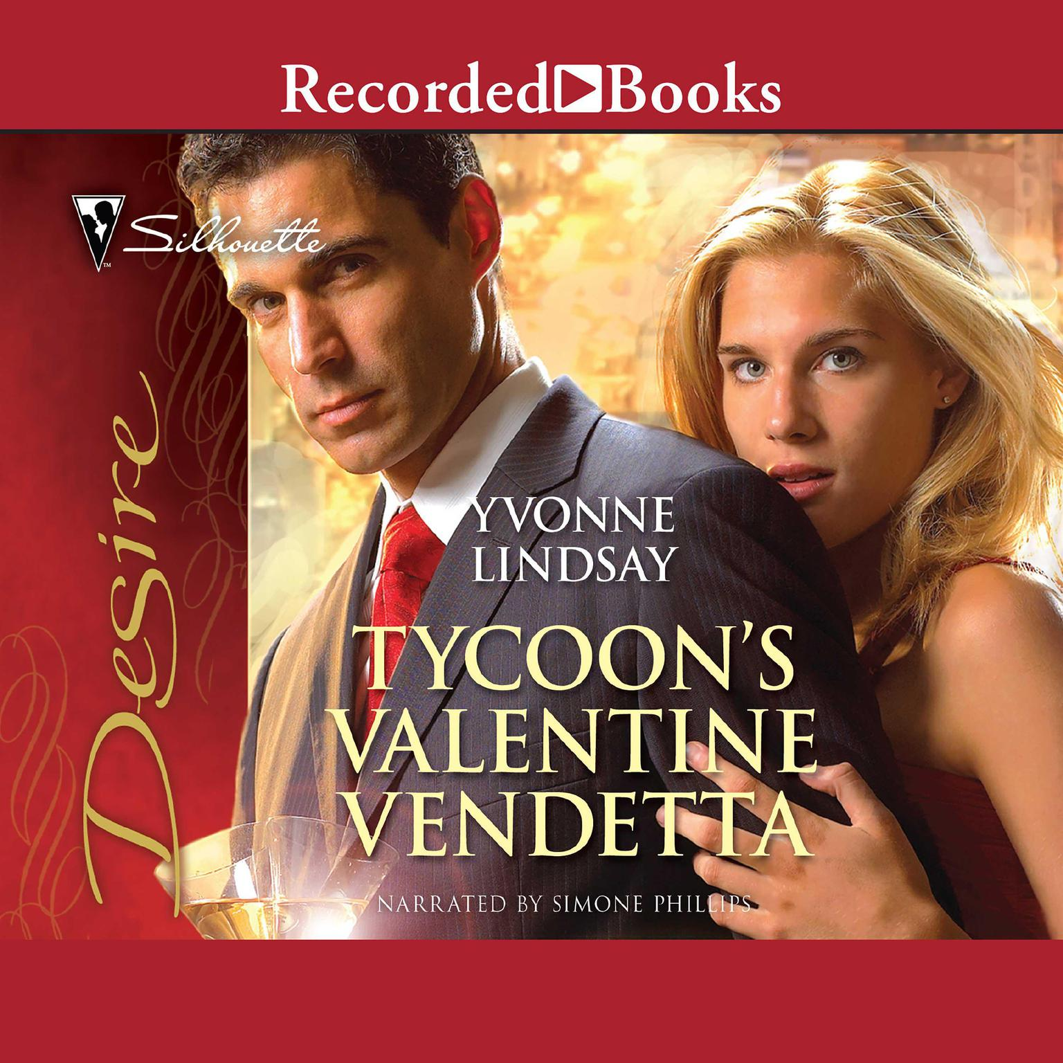 Printable Tycoon's Valentine Vendetta Audiobook Cover Art
