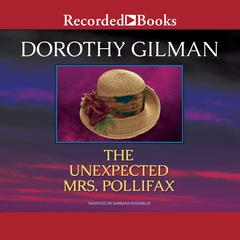 The Unexpected Mrs. Pollifax Audiobook, by Dorothy Gilman