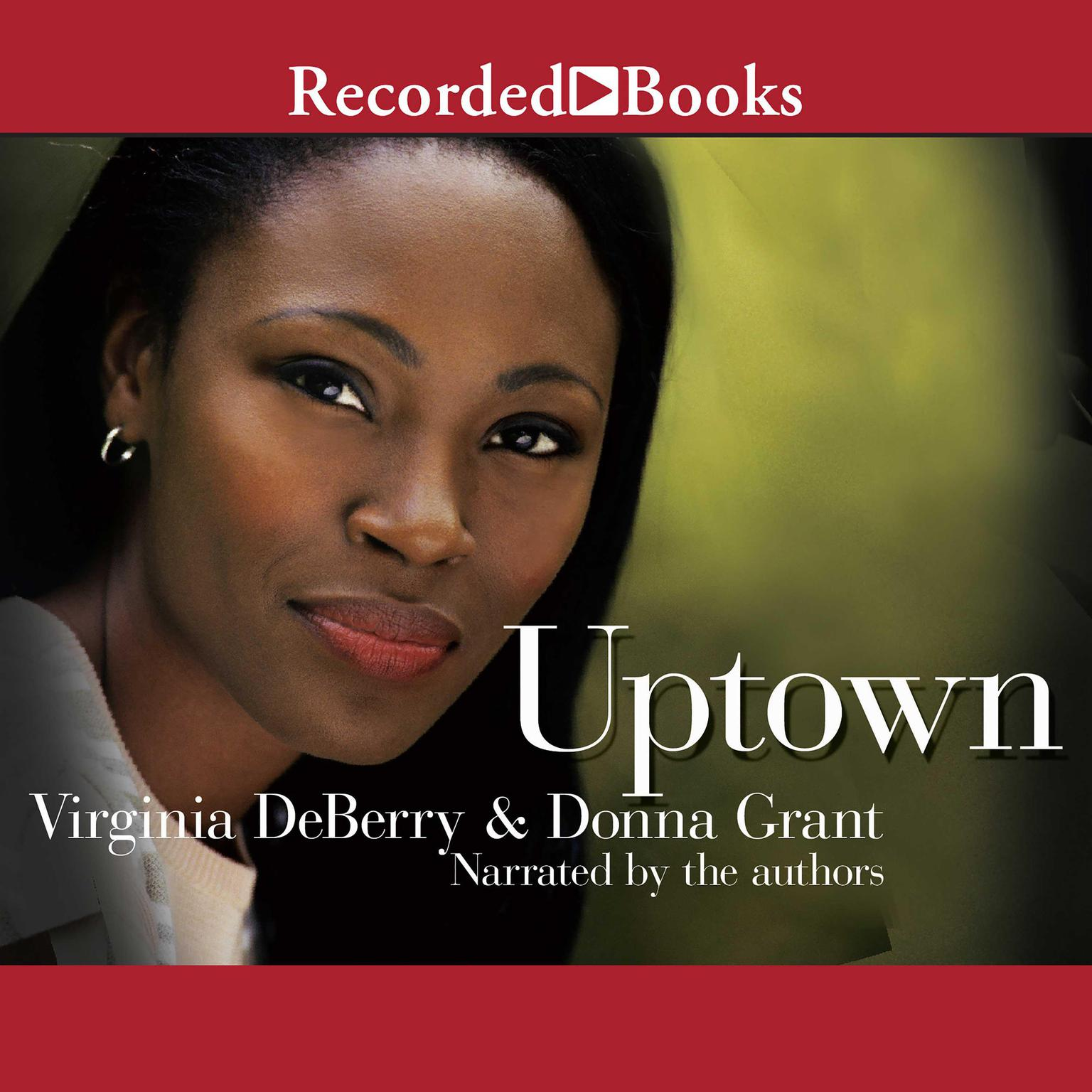 Printable Uptown Audiobook Cover Art