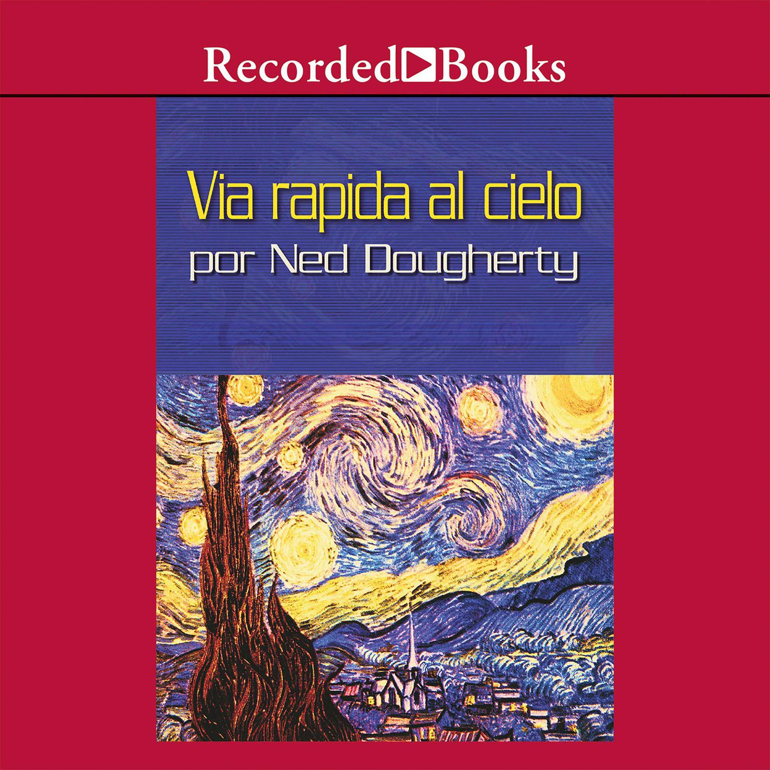 Printable Via rapida al cielo Audiobook Cover Art
