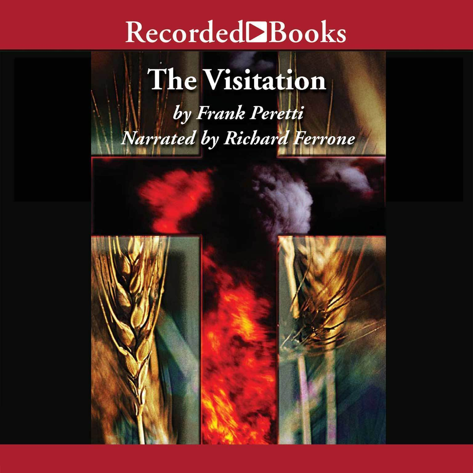 Printable The Visitation Audiobook Cover Art