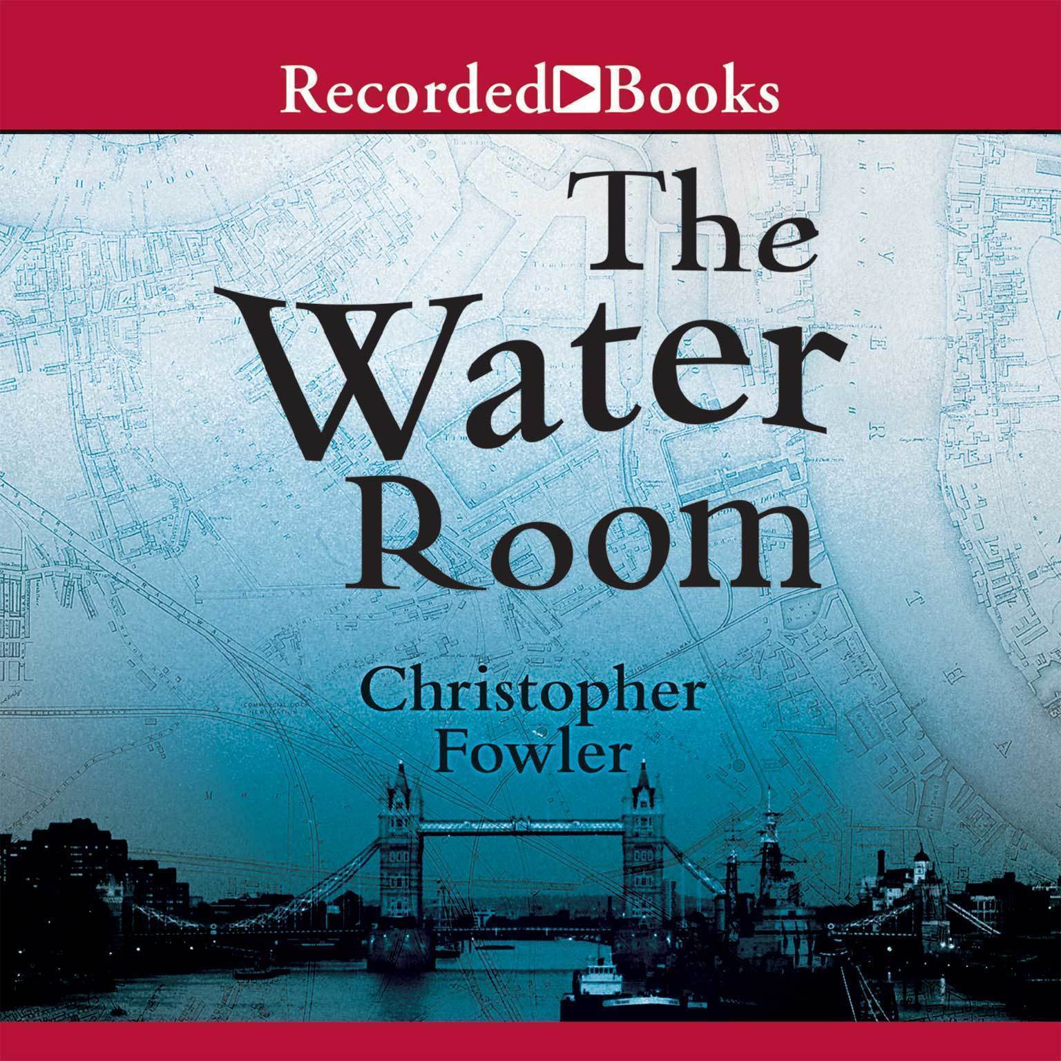 Printable The Water Room Audiobook Cover Art