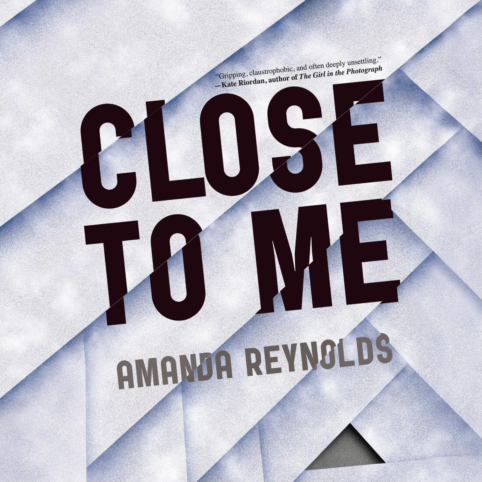 Printable Close to Me Audiobook Cover Art
