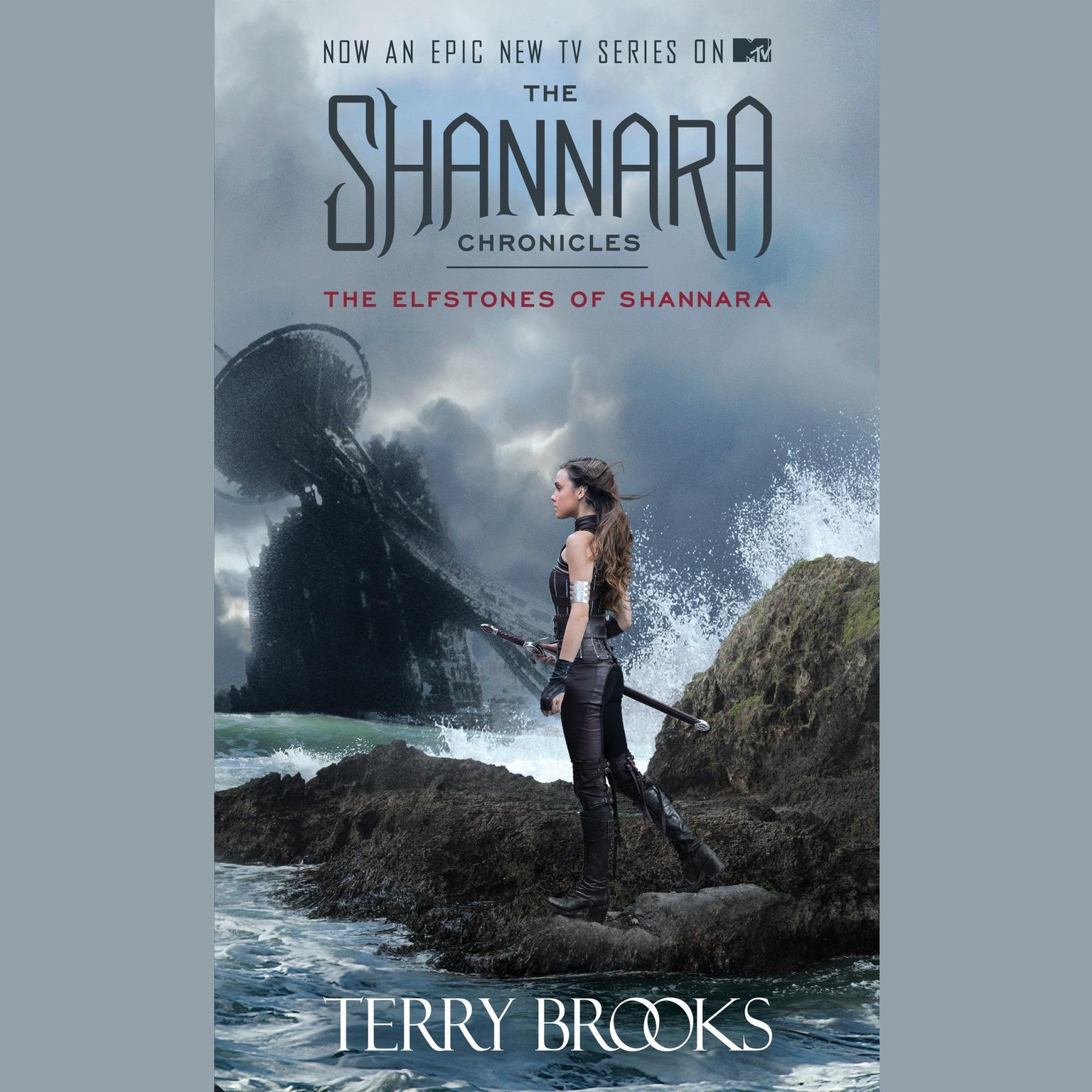 The Elfstones of Shannara Audiobook, by Terry Brooks