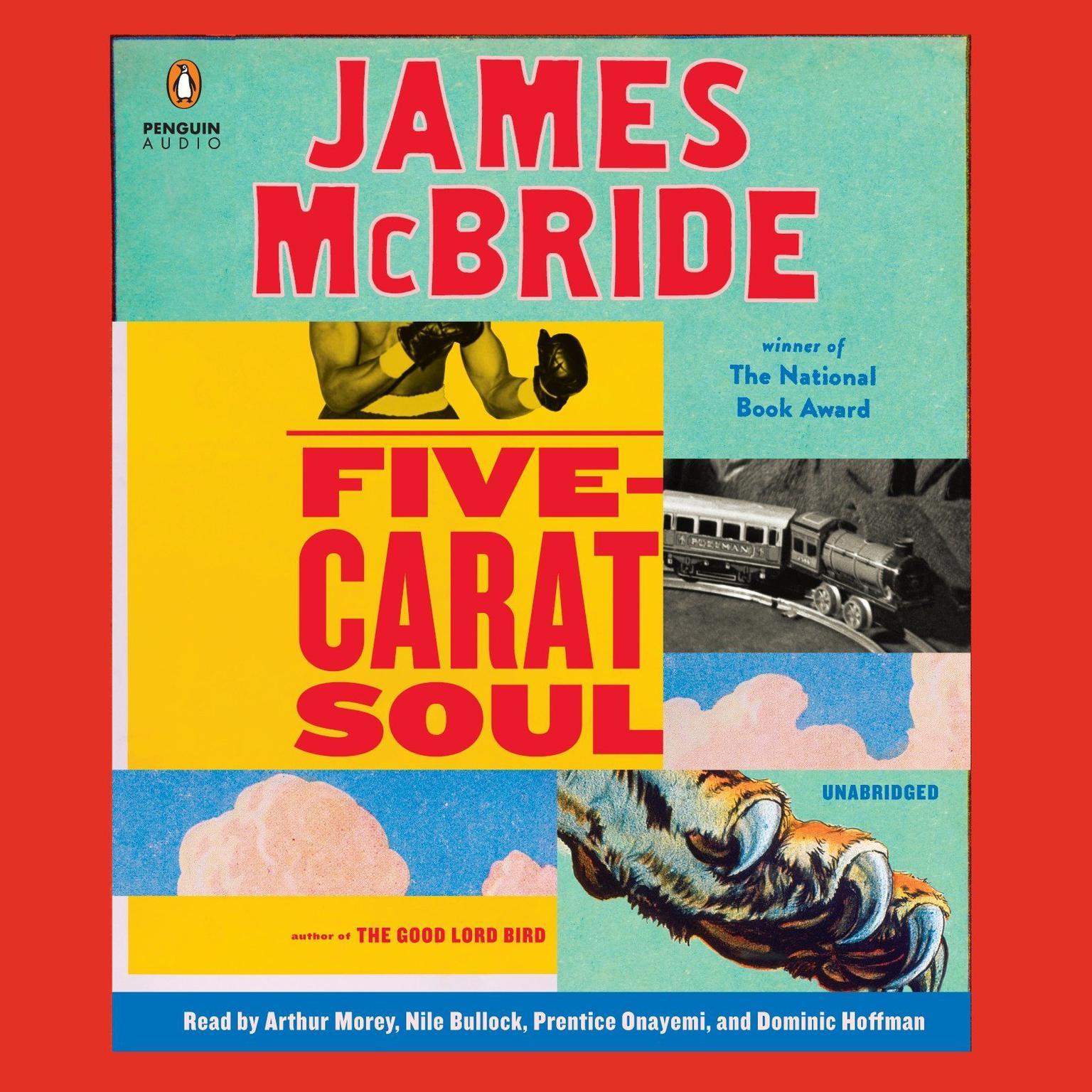 Printable Five-Carat Soul Audiobook Cover Art