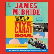 Five-Carat Soul Audiobook, by James McBride