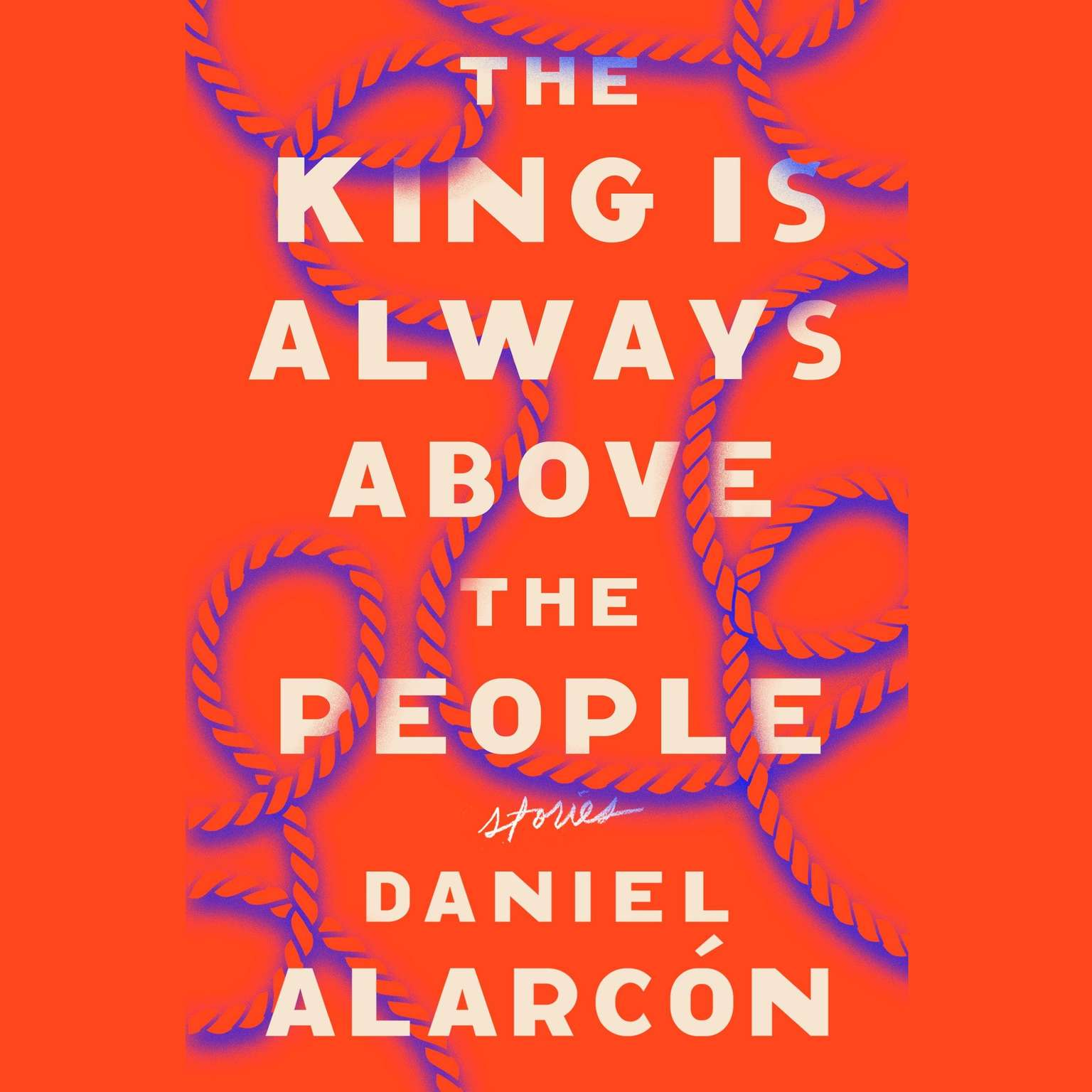 Printable The King Is Always Above the People: Stories Audiobook Cover Art