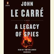 A Legacy of Spies Audiobook, by John le Carré