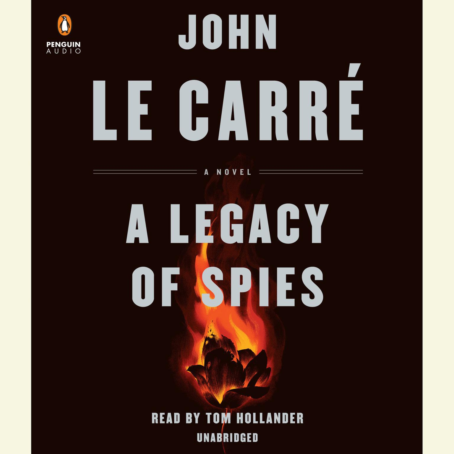 Printable A Legacy of Spies: A Novel Audiobook Cover Art