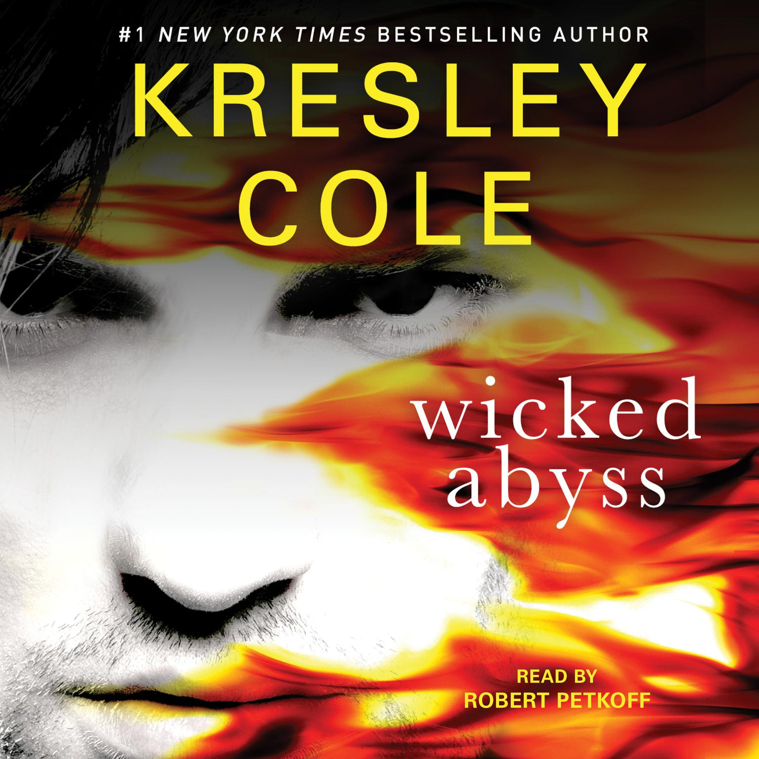 Printable Wicked Abyss Audiobook Cover Art