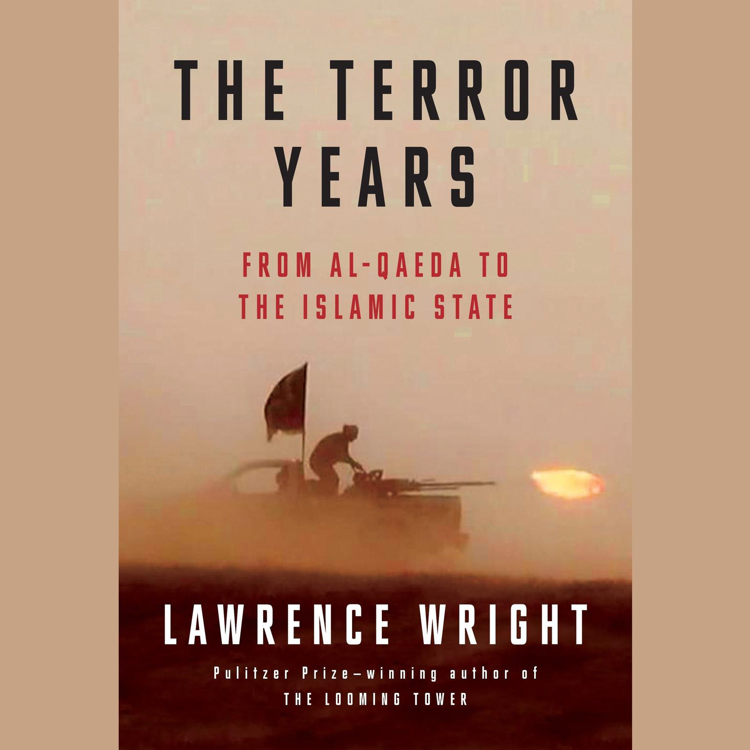 Printable The Terror Years: From al-Qaeda to the Islamic State Audiobook Cover Art