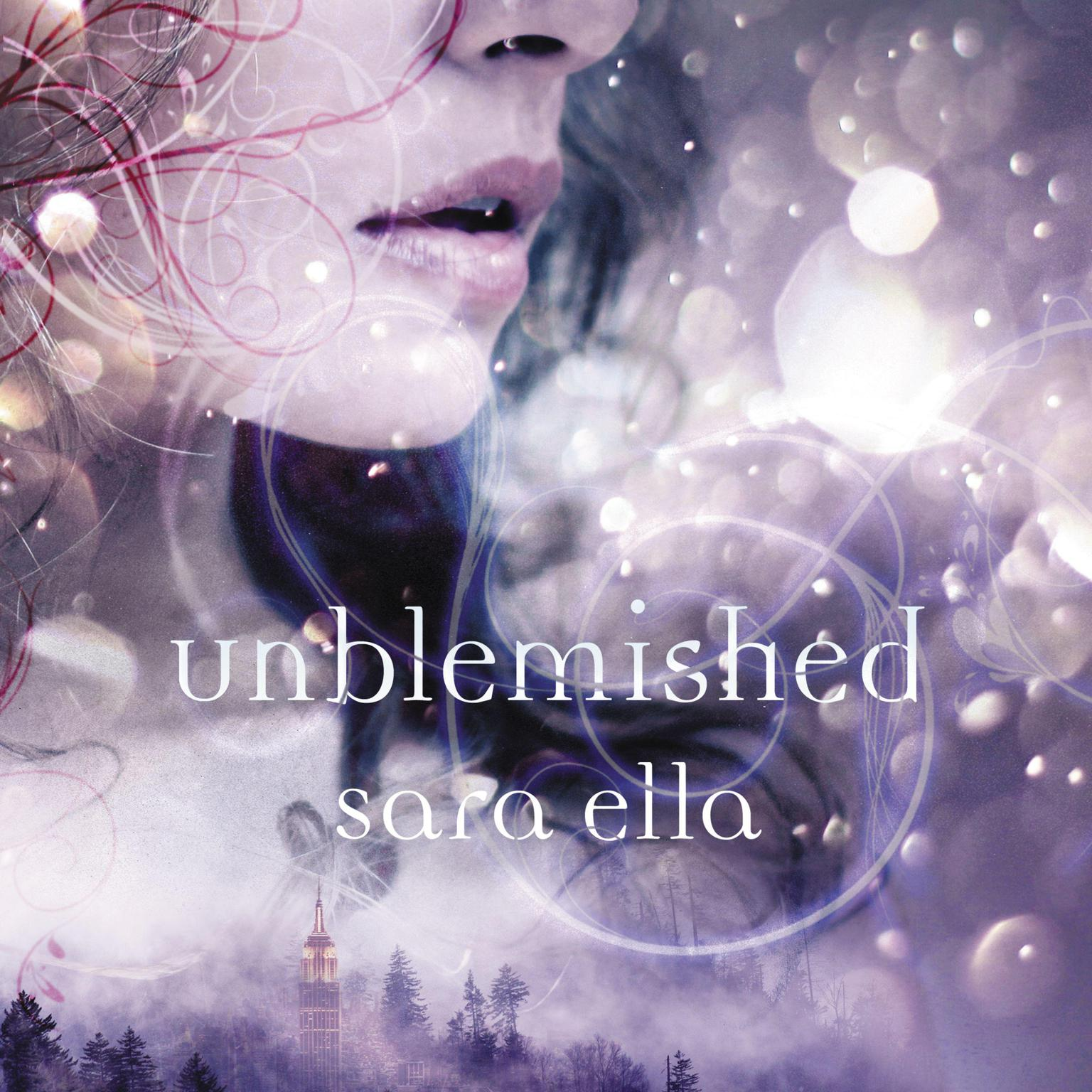 Printable Unblemished Audiobook Cover Art