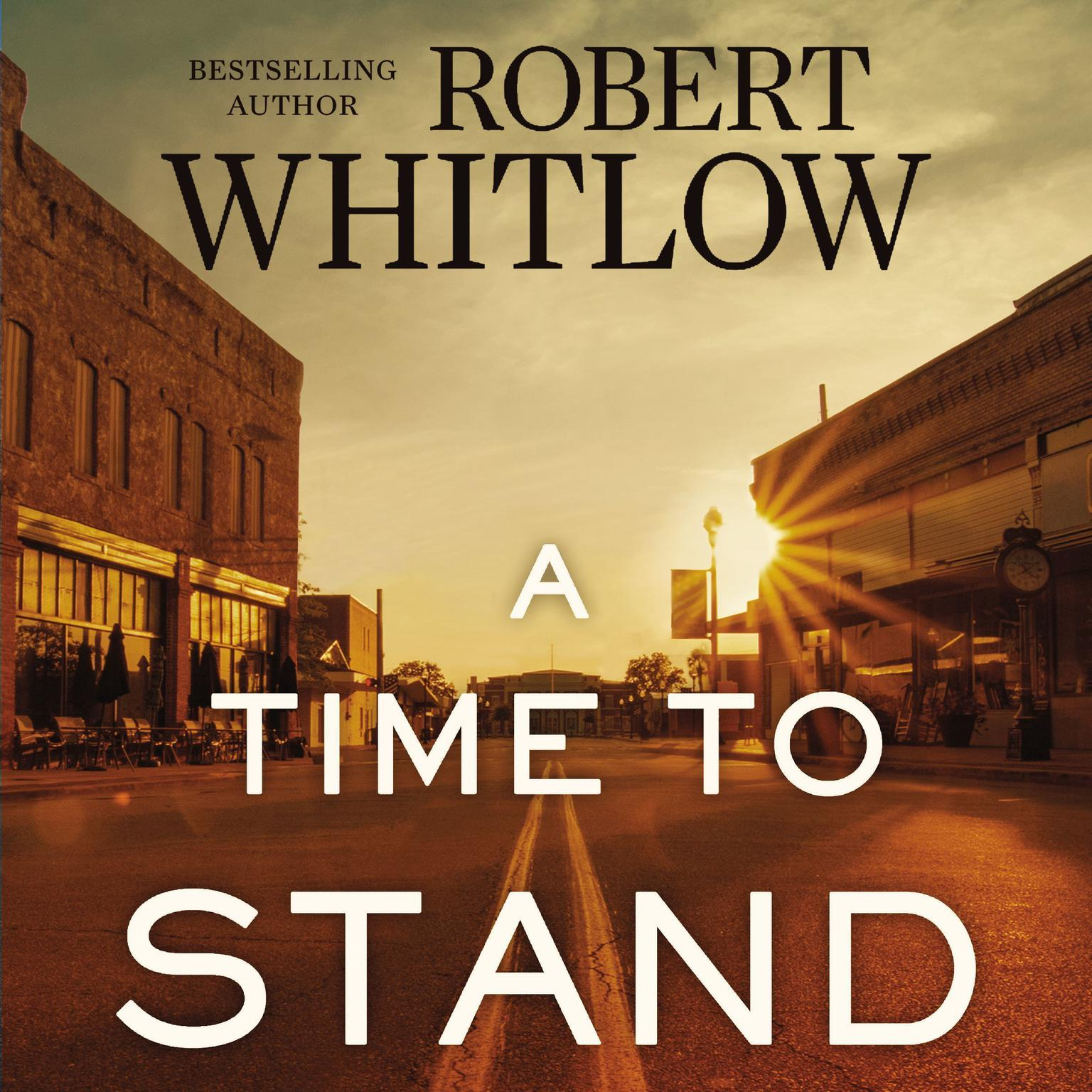 Printable A Time to Stand Audiobook Cover Art