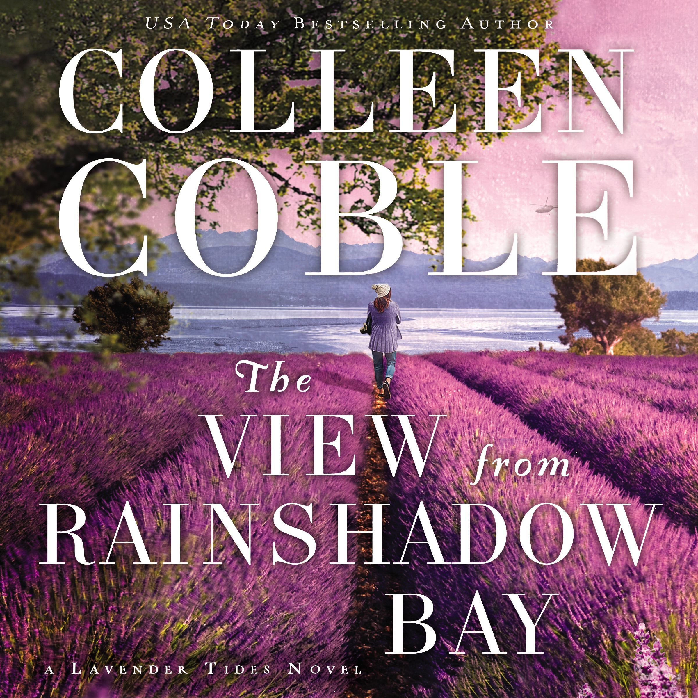 Printable The View from Rainshadow Bay Audiobook Cover Art