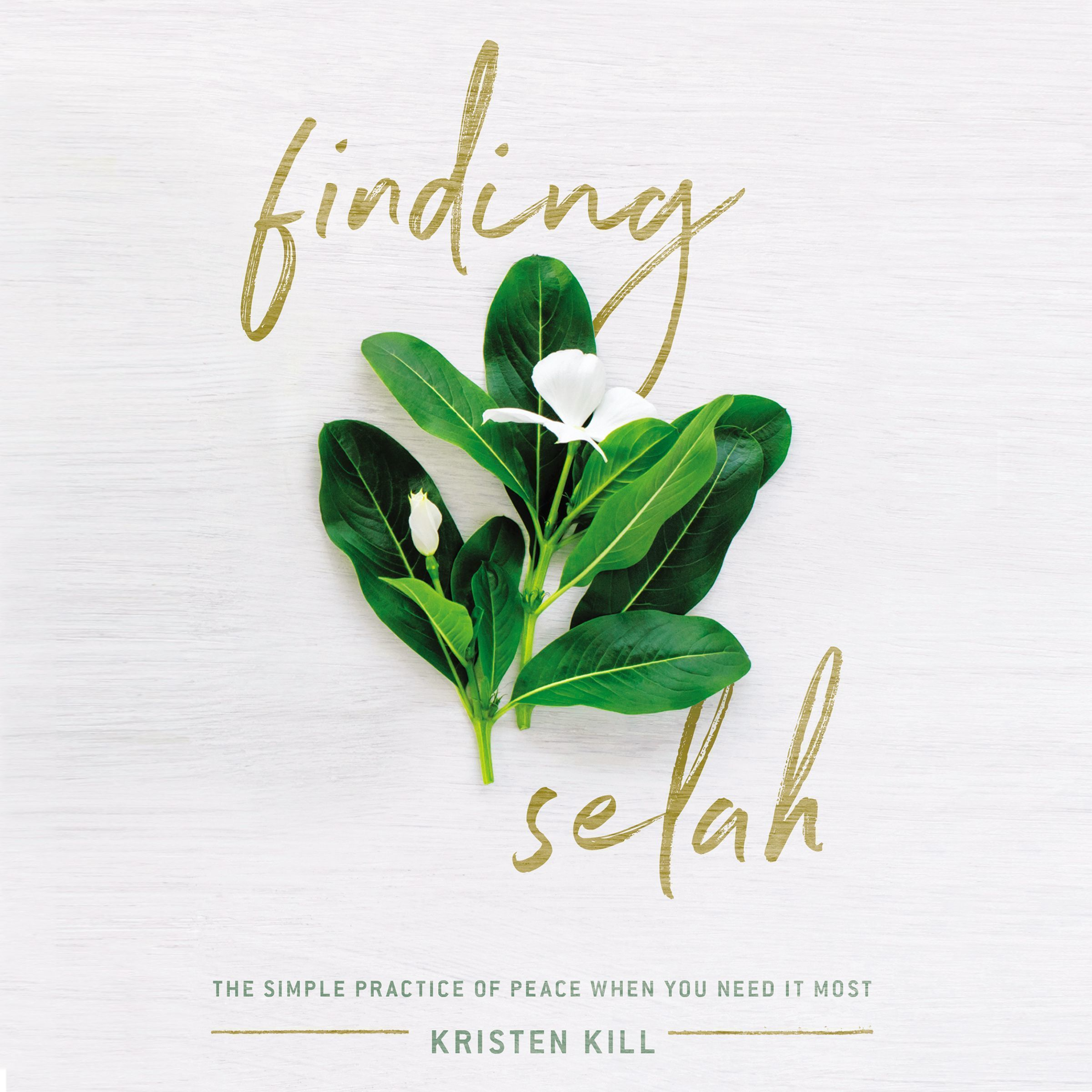 Printable Finding Selah: The Simple Practice of Peace When You Need It Most Audiobook Cover Art