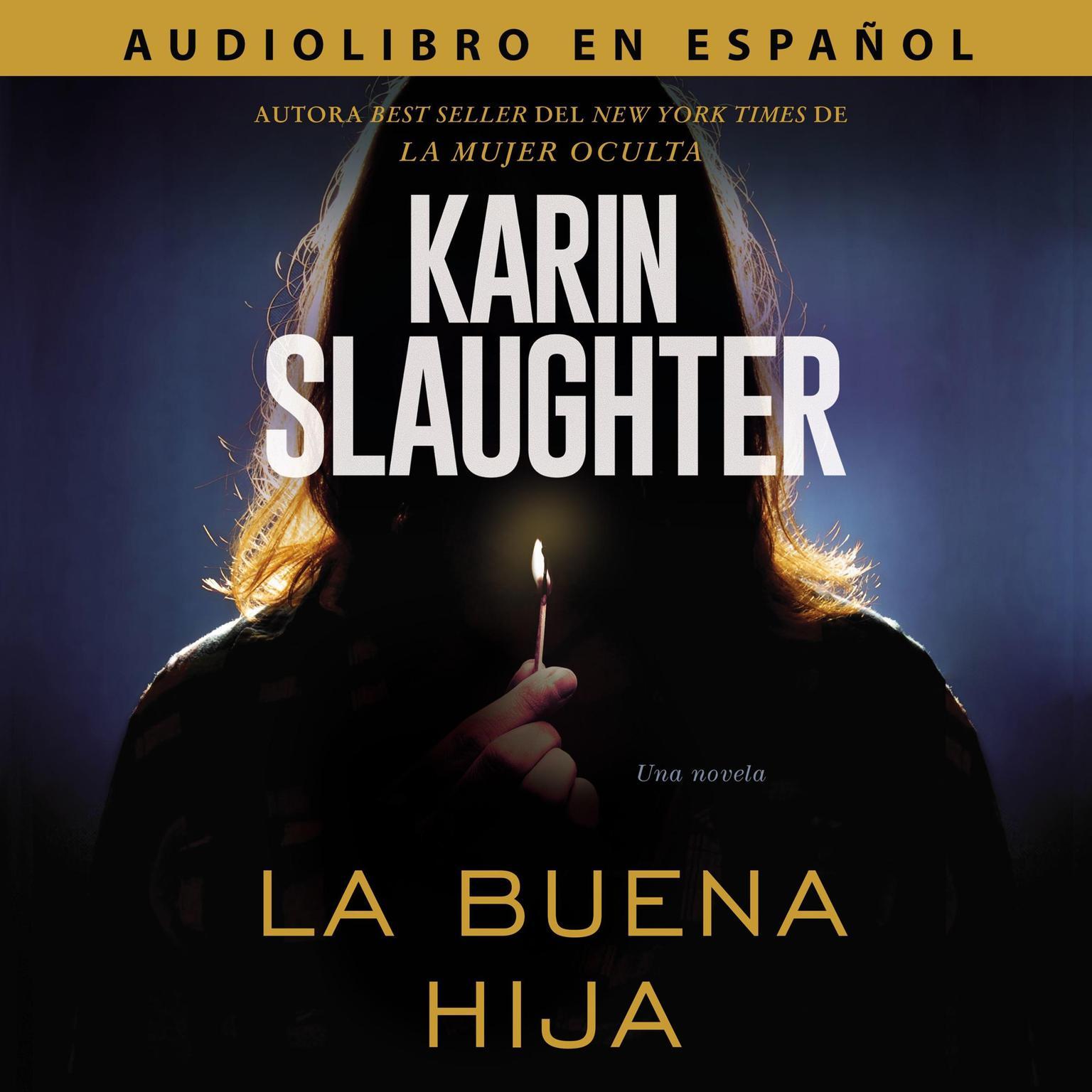 Printable La buena hija Audiobook Cover Art