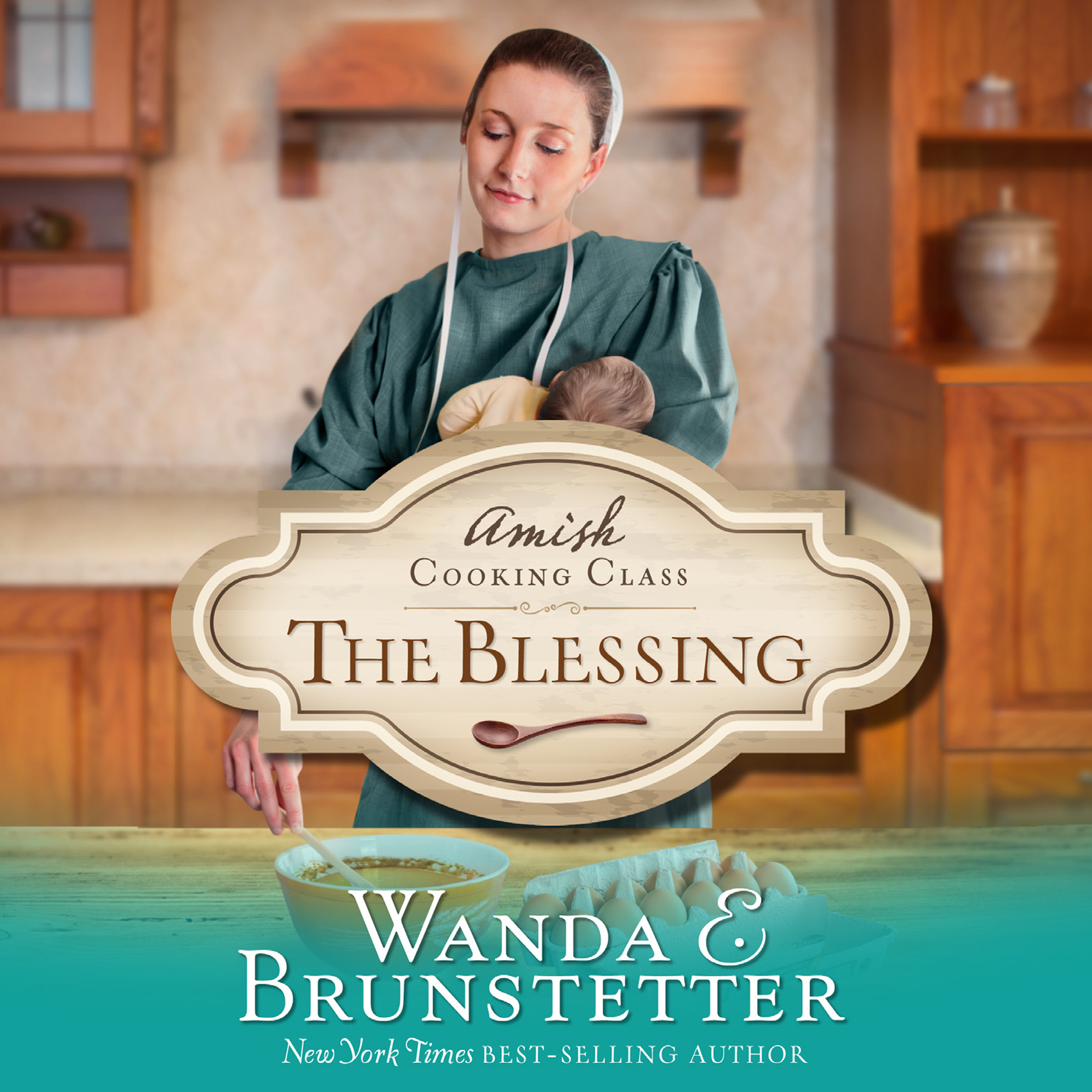 Printable The Blessing Audiobook Cover Art